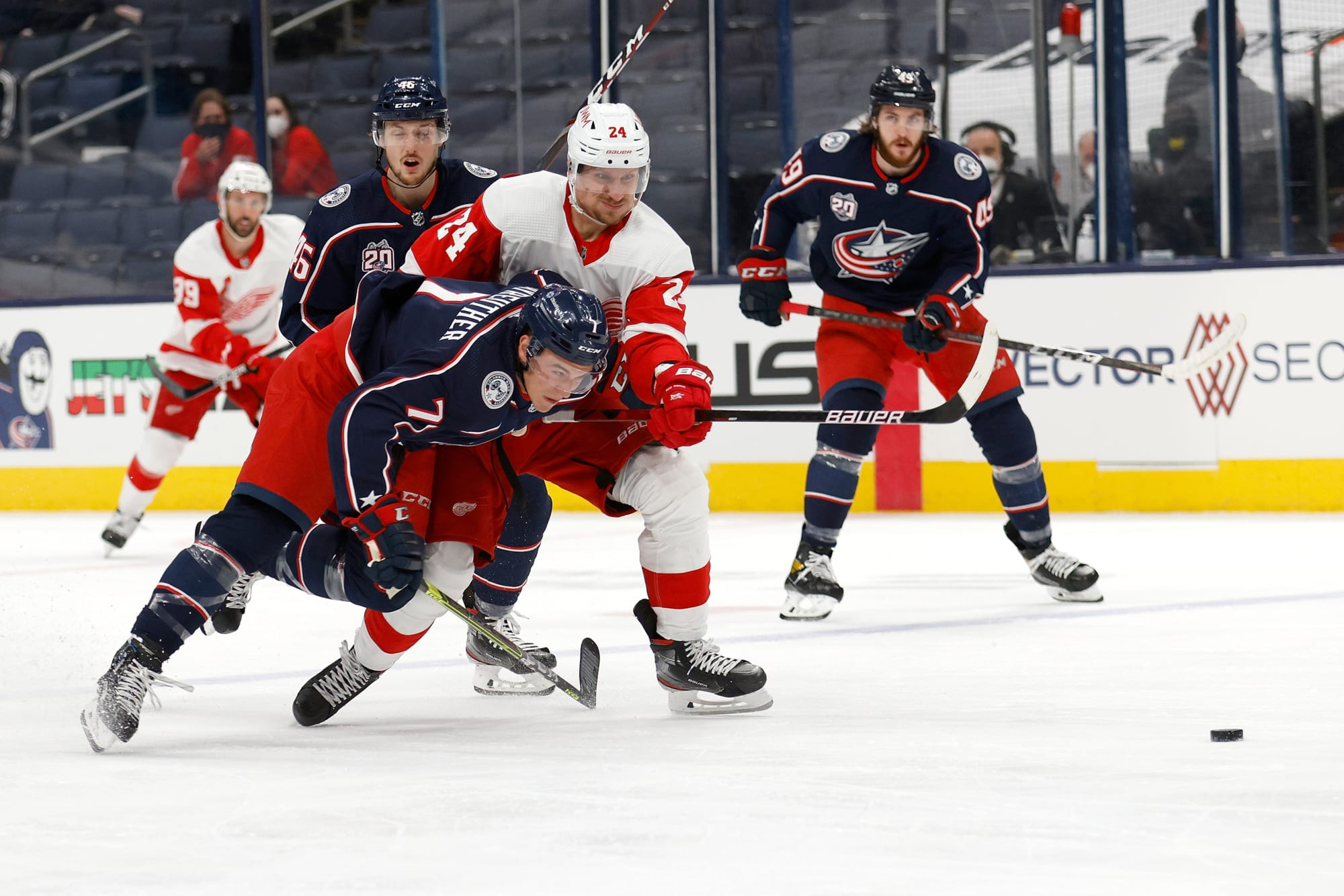 Detroit Red Wings: Who Could Be Lost In the NHL Expansion Draft?