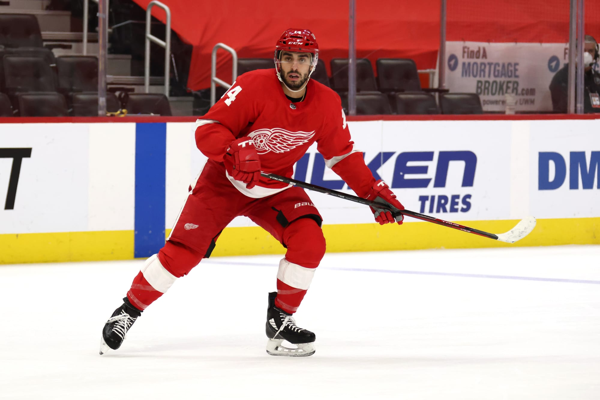Red Wings: Predicting the Future of Detroit's Upcoming UFAs