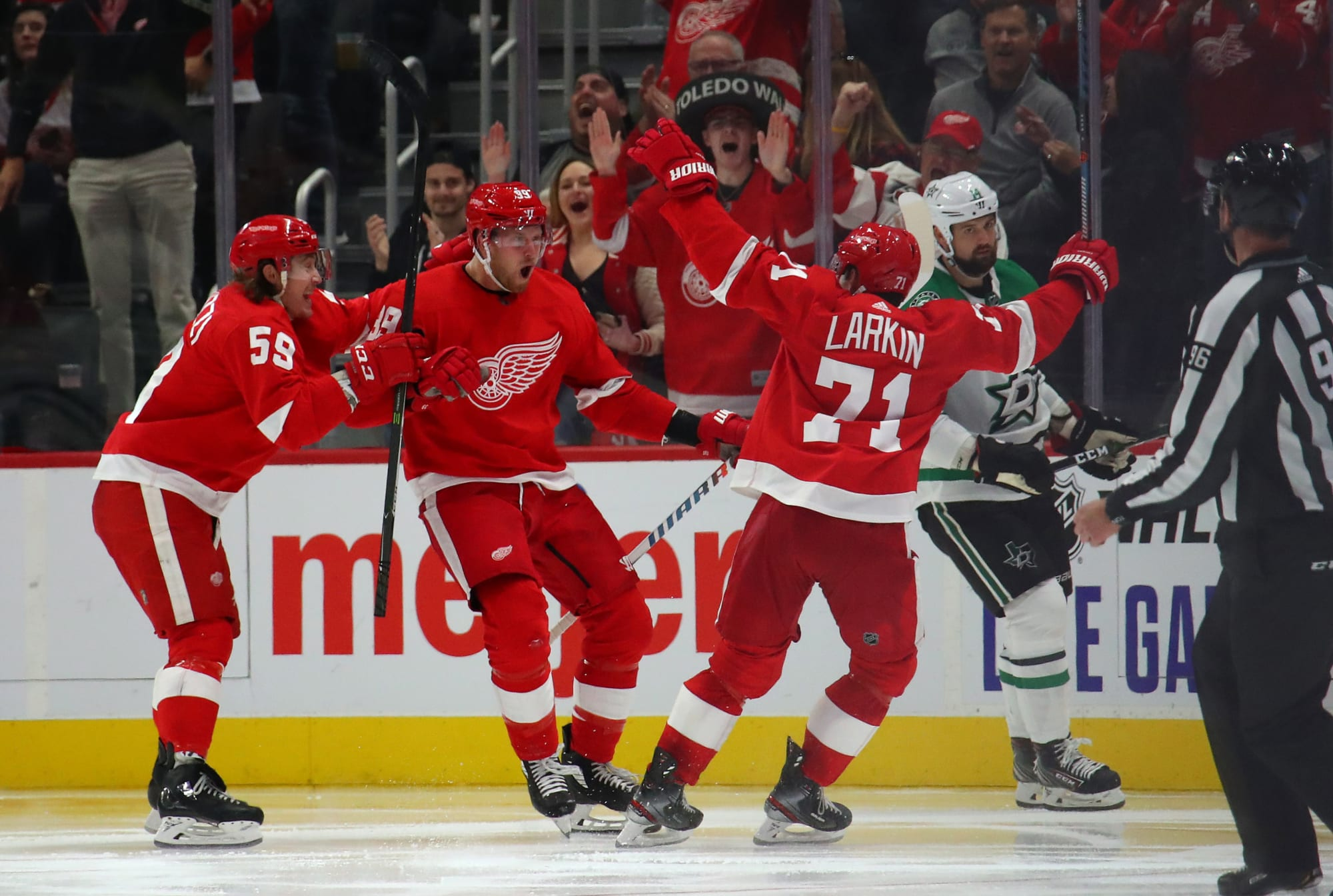 Detroit Red Wings: Checking in on the 2019-20 Core