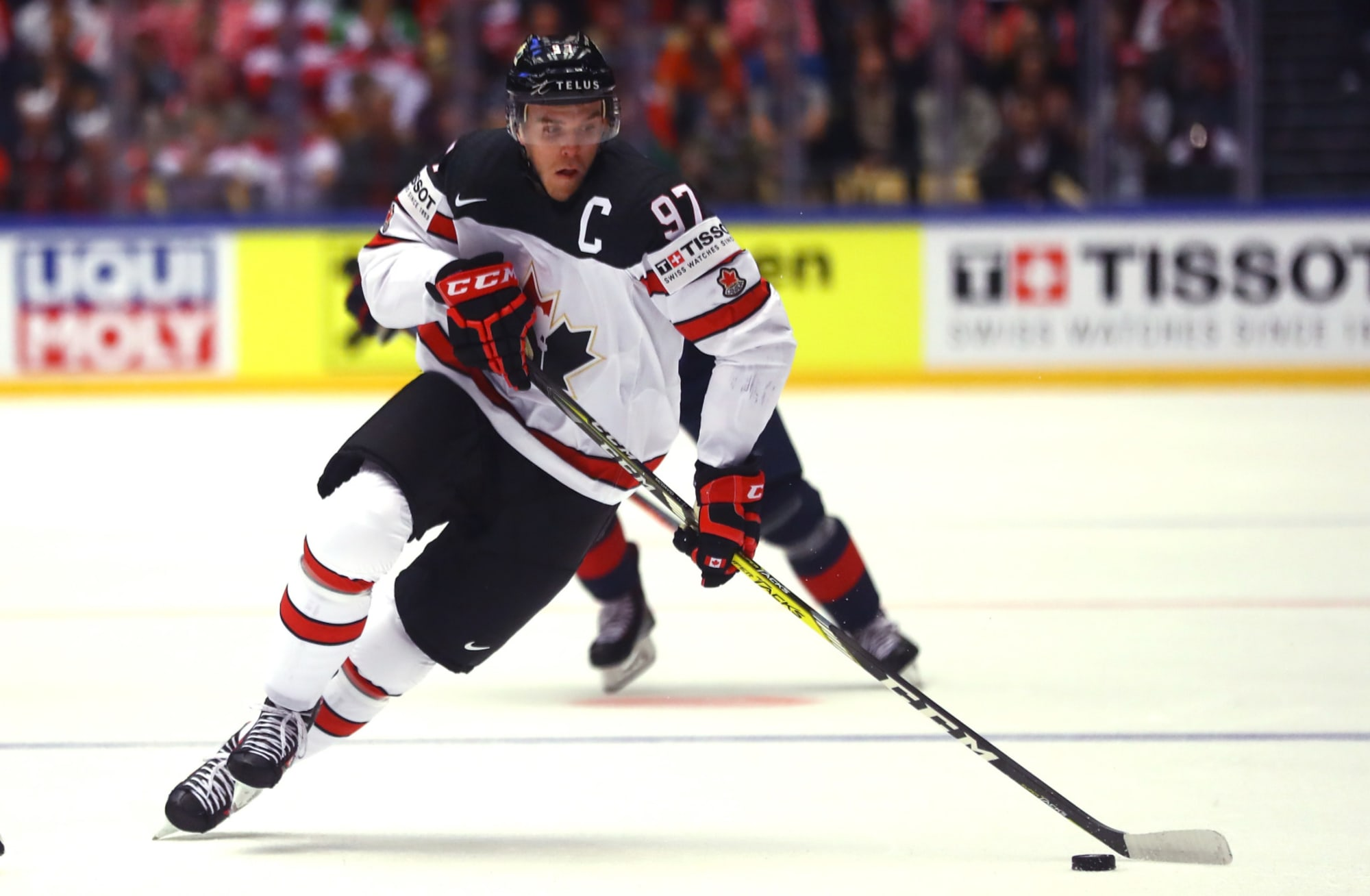 Connor McDavid Leads Team Canada To Win Over Korea