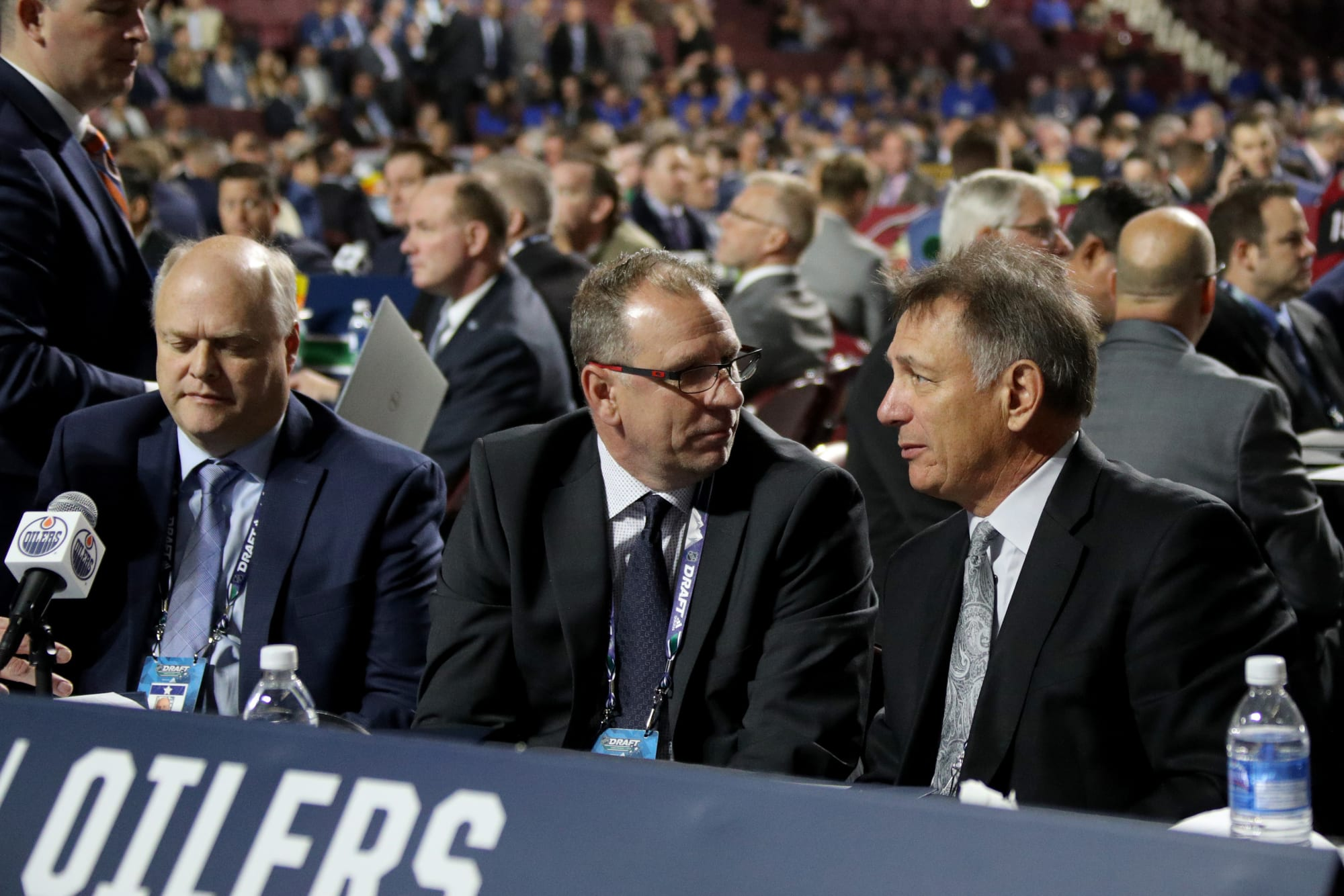 Five Prospects To Target With The Oilers' First Round Pick
