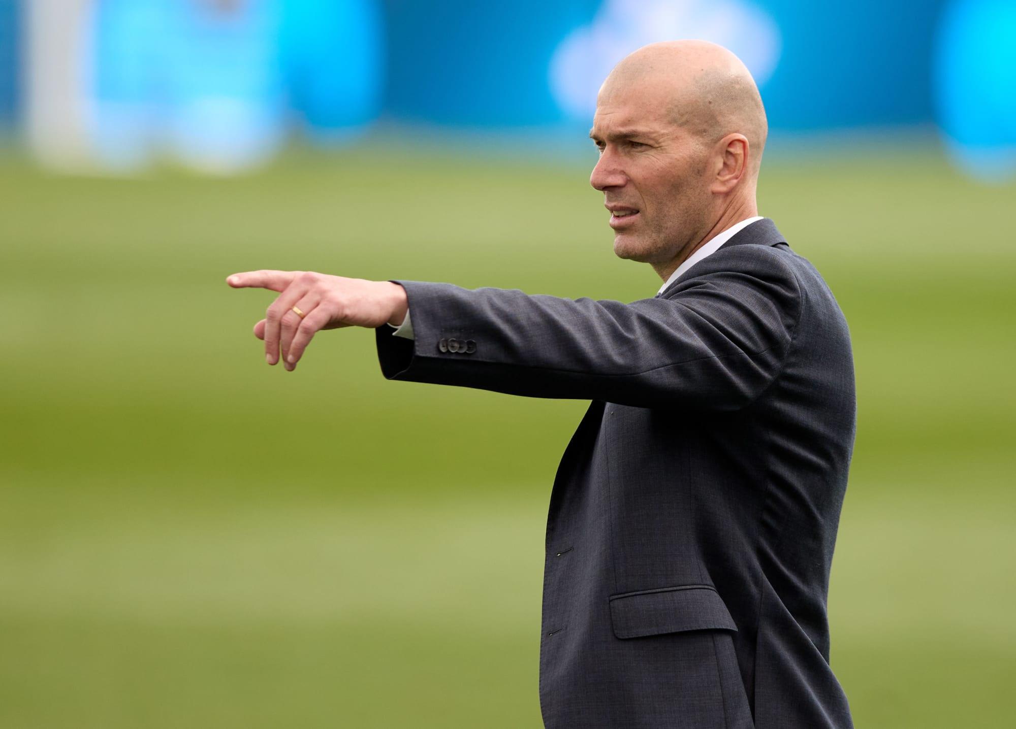 What are the chances of Zinedine Zidane returning to Juventus?