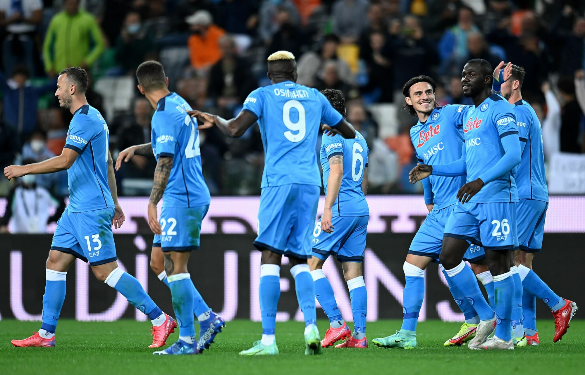 Serie A Matchday 4 Round-Up – Roma lose as Napoli continue 100% start