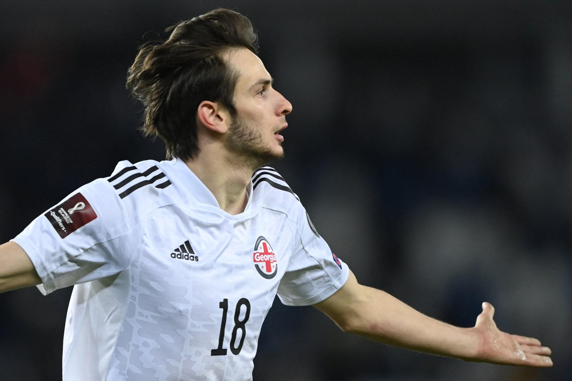 Juventus Transfers: Who is Khvicha Kvaratskhelia?