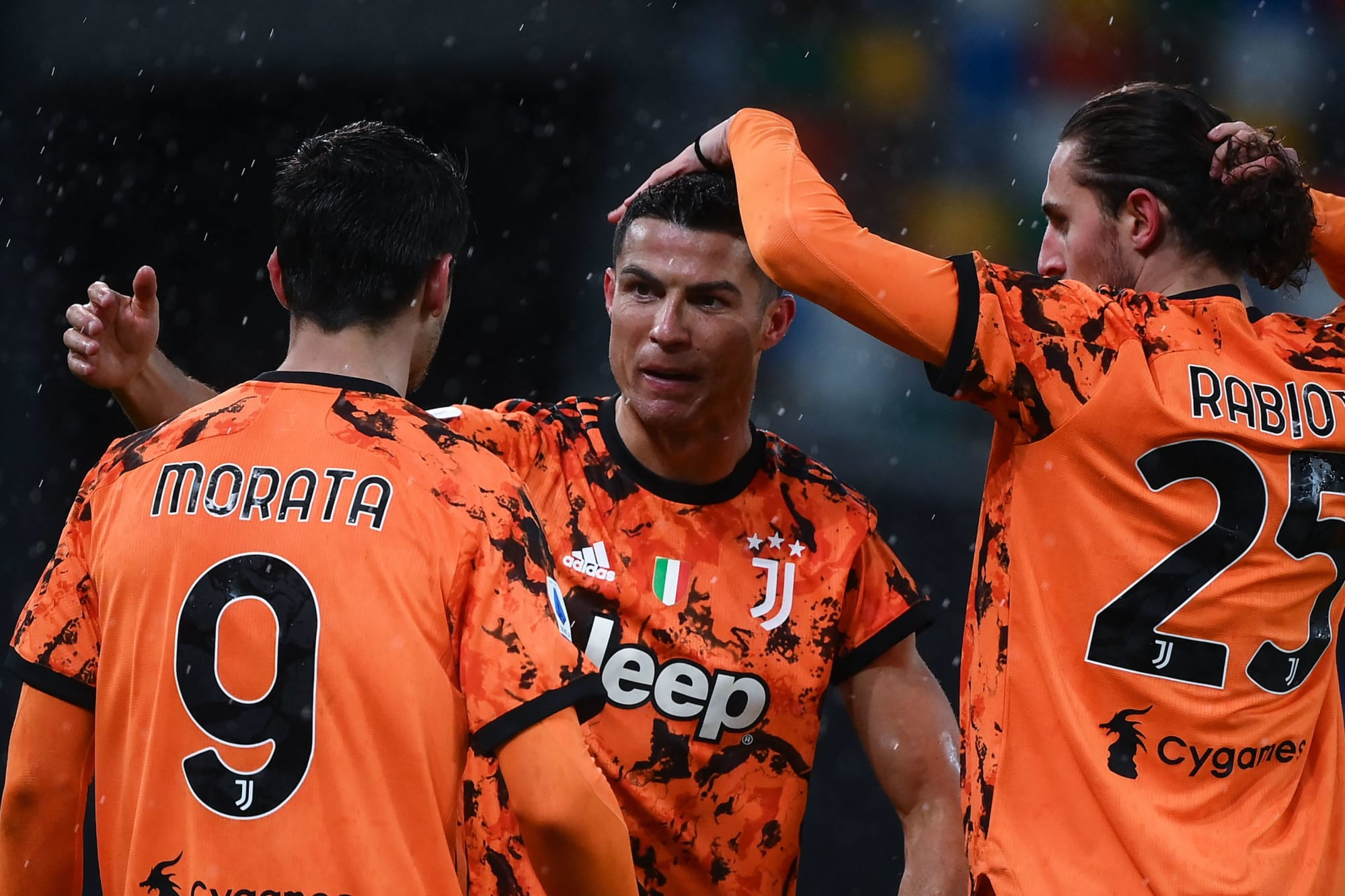 Cristiano Ronaldo's late show papered over another terrible performance