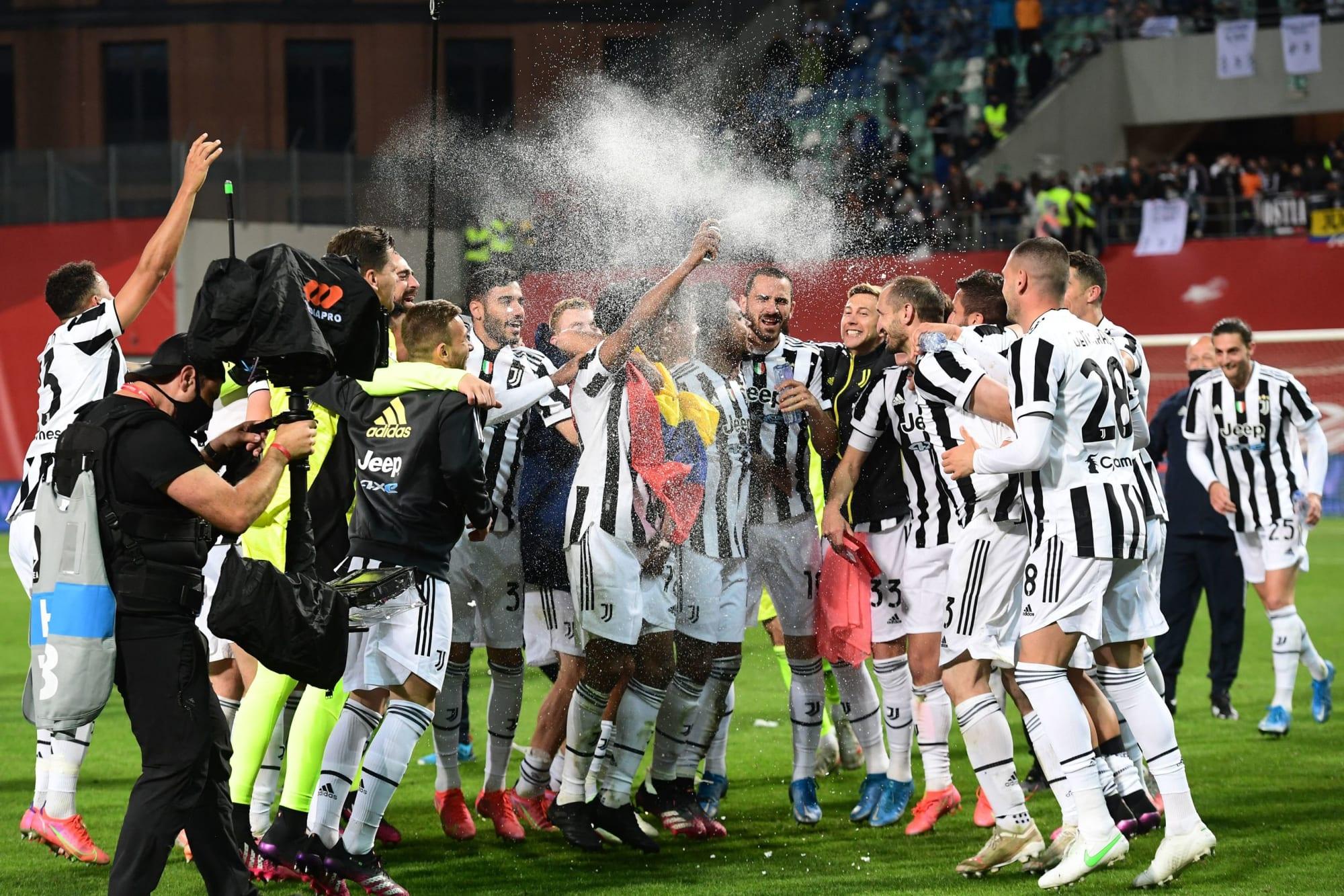 Atalanta 1-2 Juventus: Player ratings as Juve secure Coppa Italia glory -  Flipboard