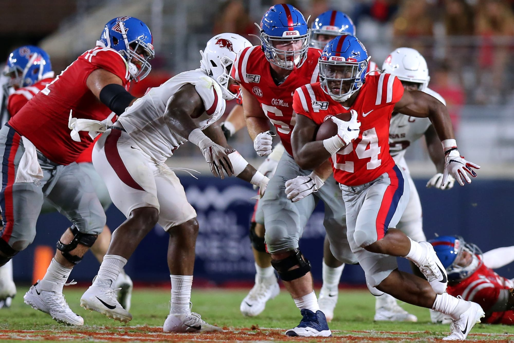 Ole Miss Football Realistic Expectations For The 2020 Season