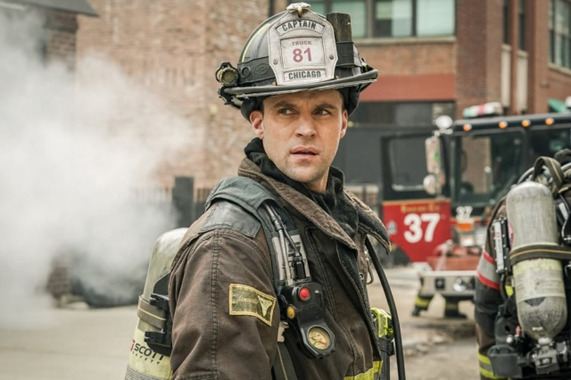 Chicago Fire Season 7 Character Preview Matthew Casey