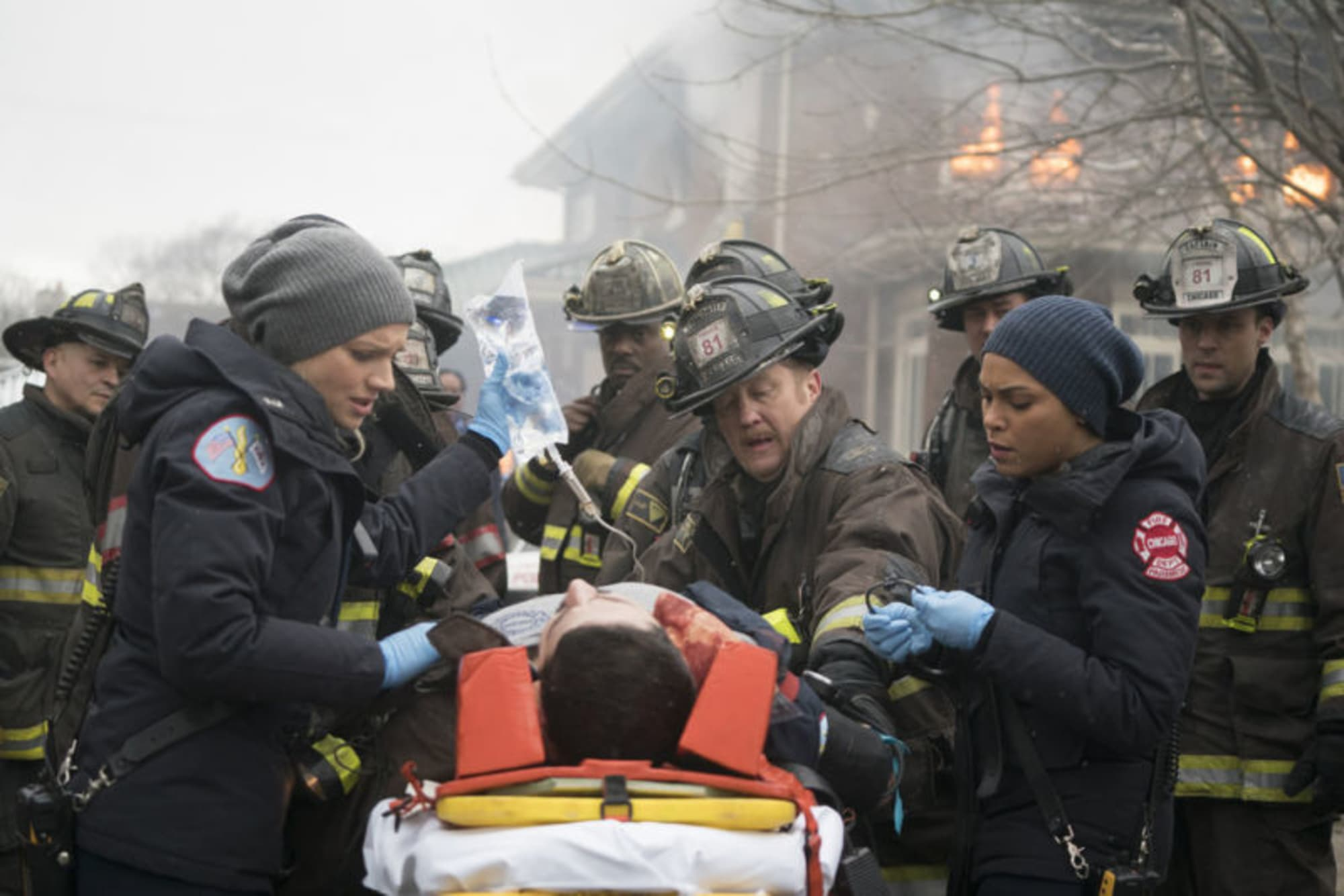 Chicago Fire Season 6 Episode 14 And Episode 15 Recap And Review