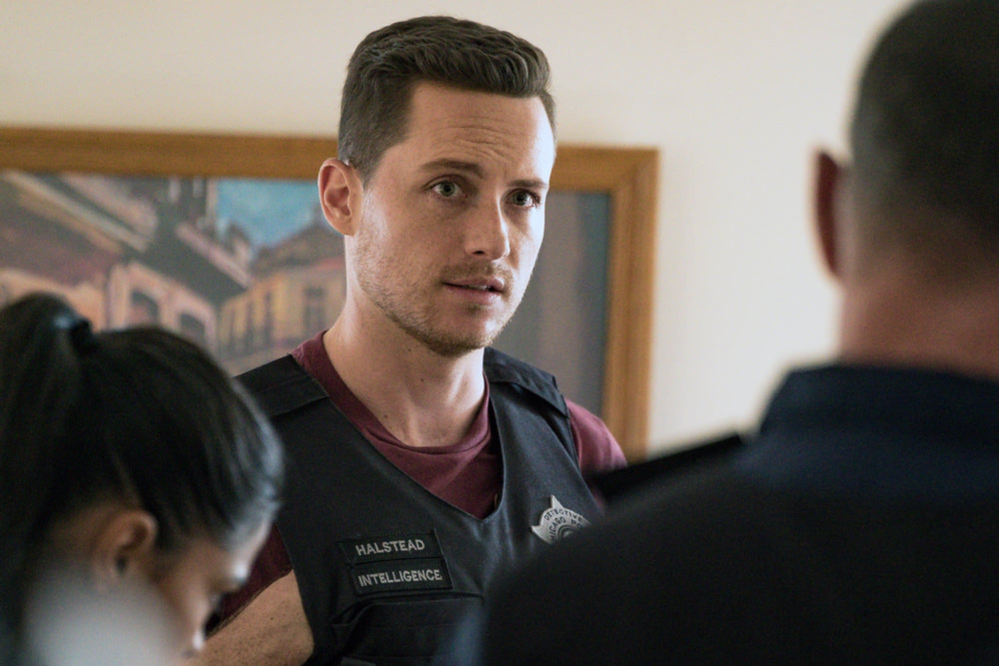 How does Jay Halstead fit into Chicago PD season 8?