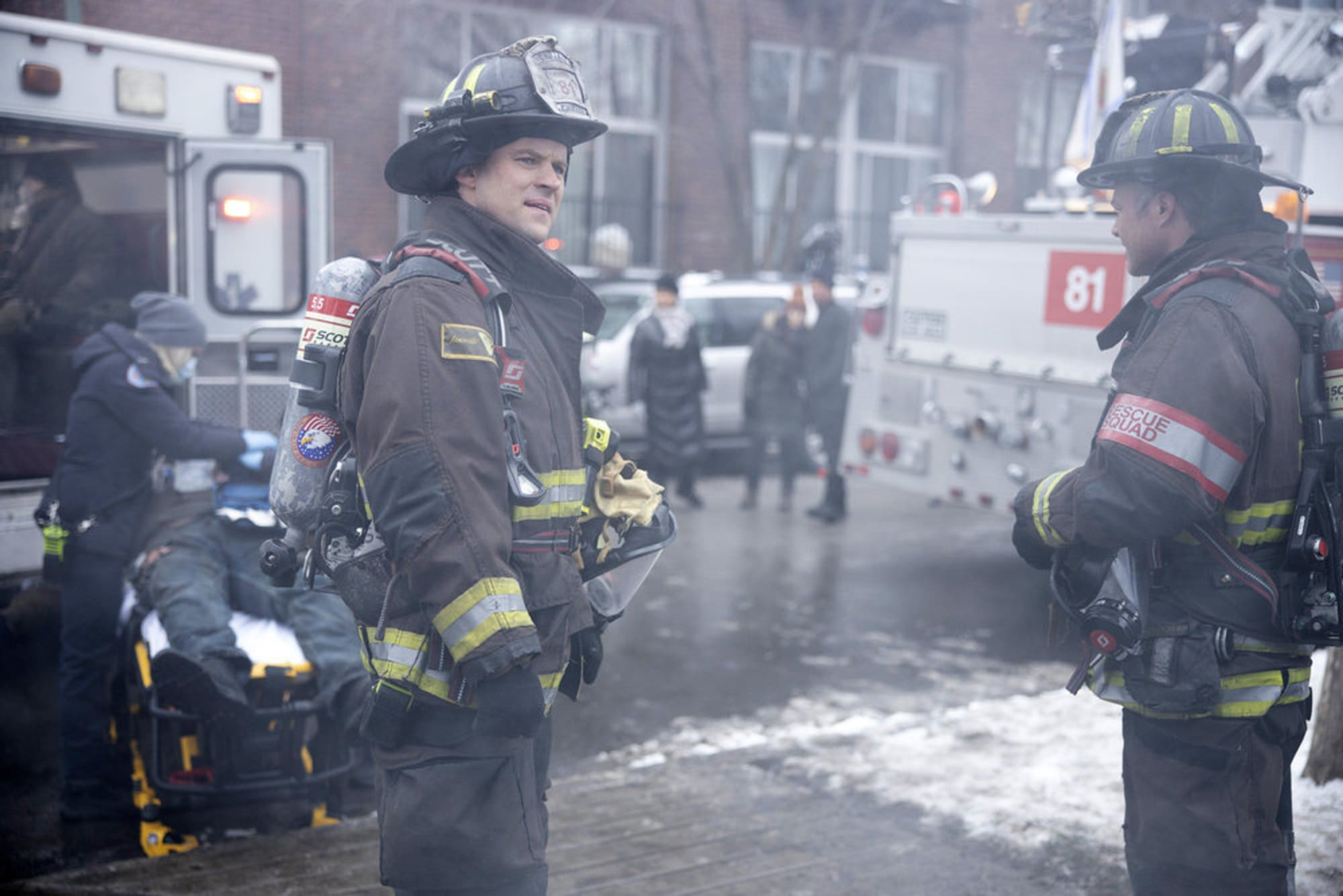 Chicago Fire: 9×7