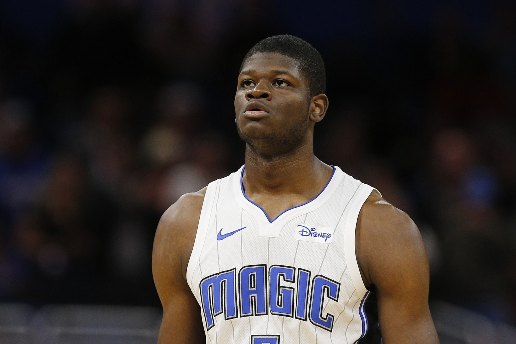 Orlando Magic center Mohamed Bamba's weight gain is real