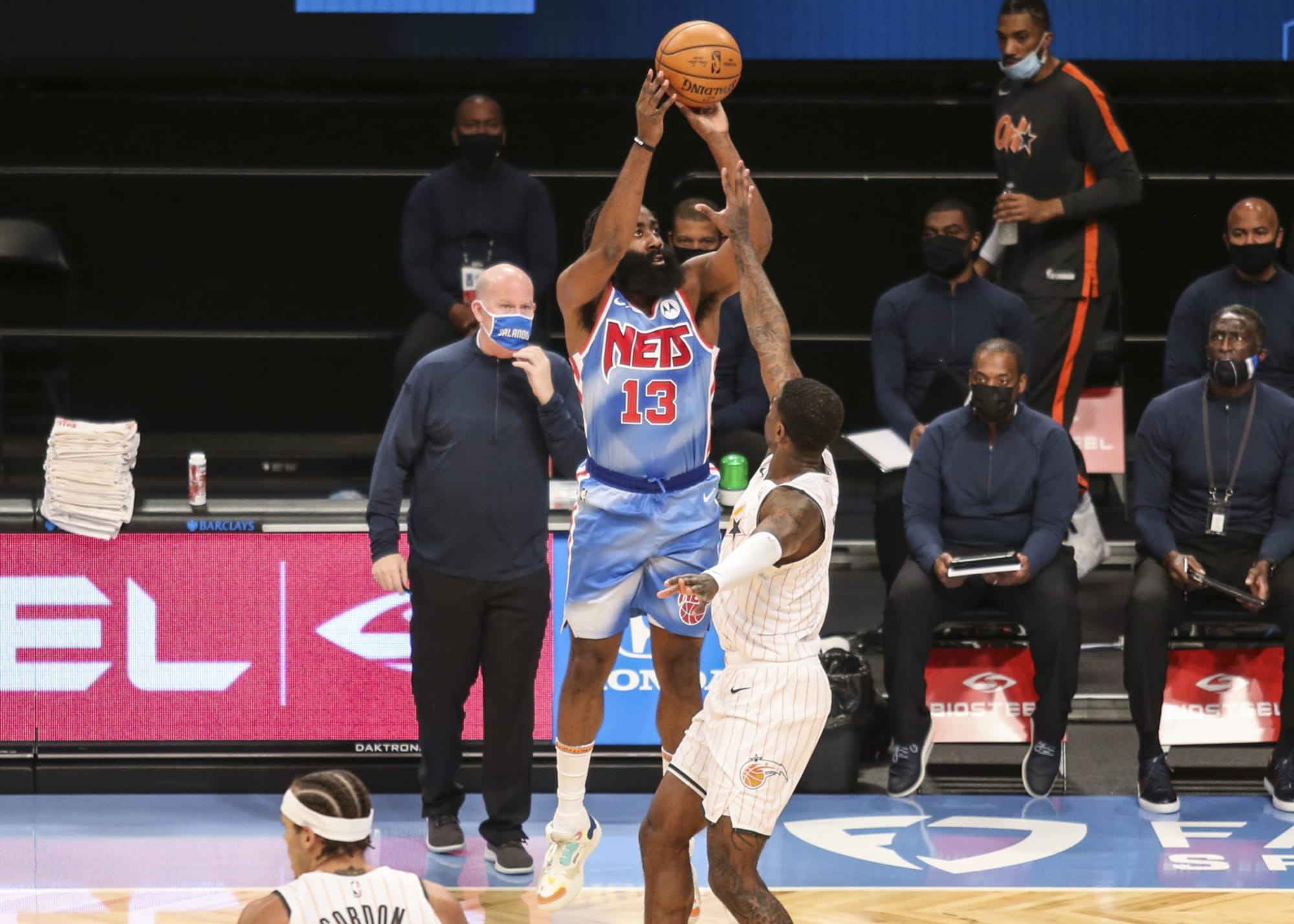 Orlando Magic Grades: Brooklyn Nets 122, Orlando Magic 115
