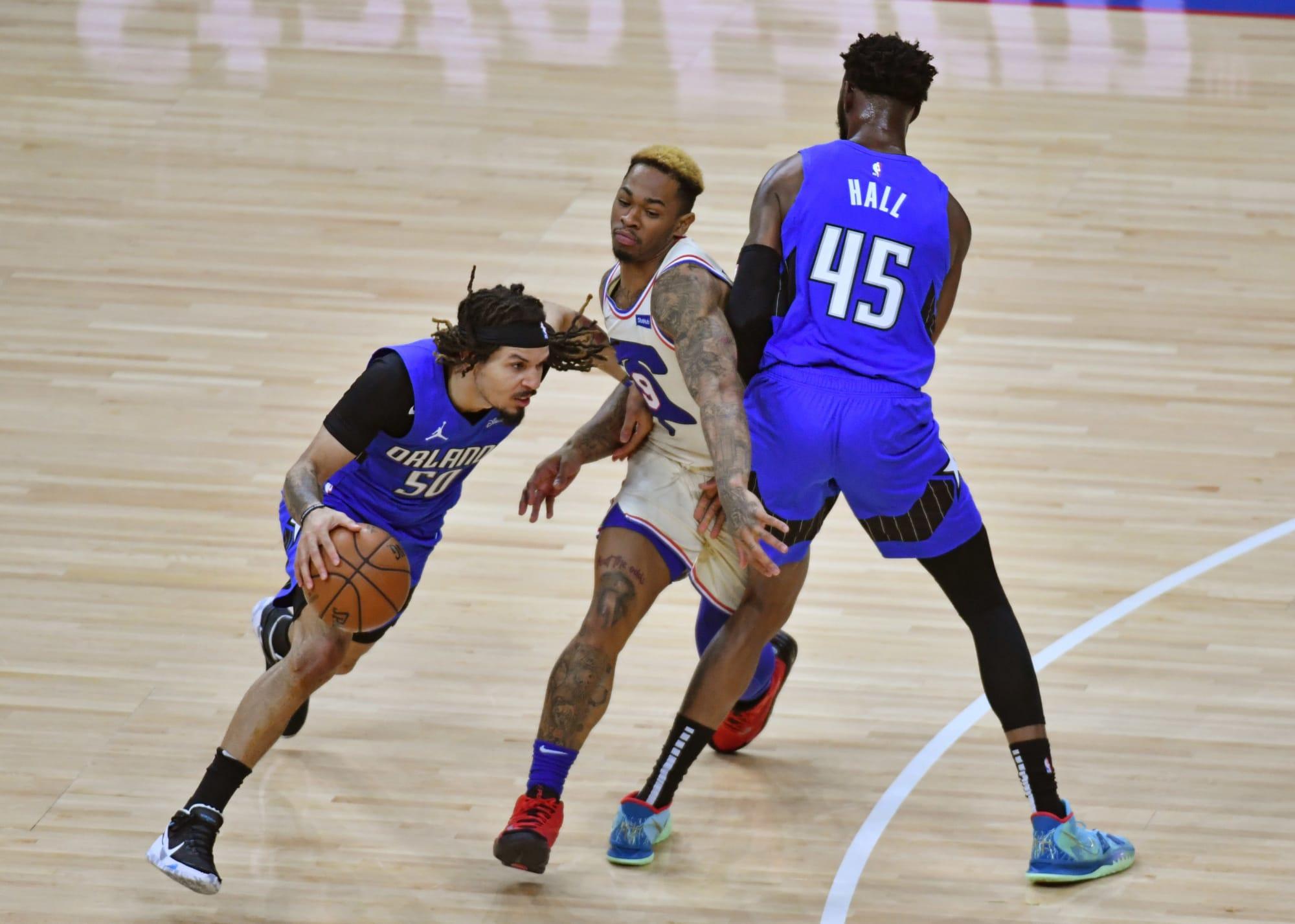 Orlando Magic Grades: Philadelphia 76ers 128, Orlando Magic 117