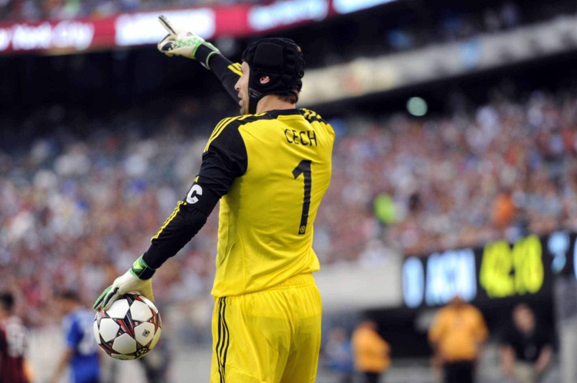 Arsenal: Petr Cech Tops Wenger's List Of Missed Chances
