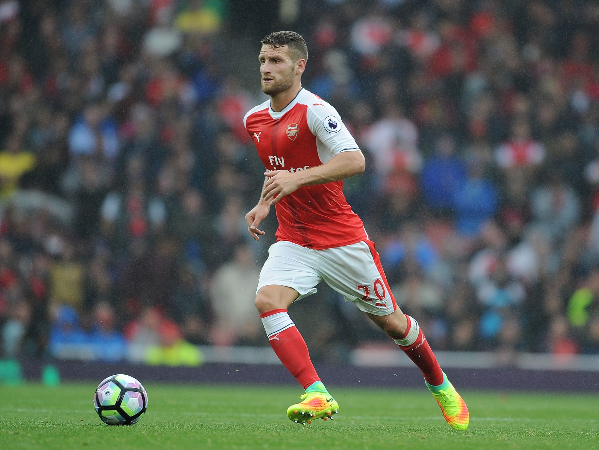 Arsenal Shkodran Mustafi S Height Completely Irrelevant