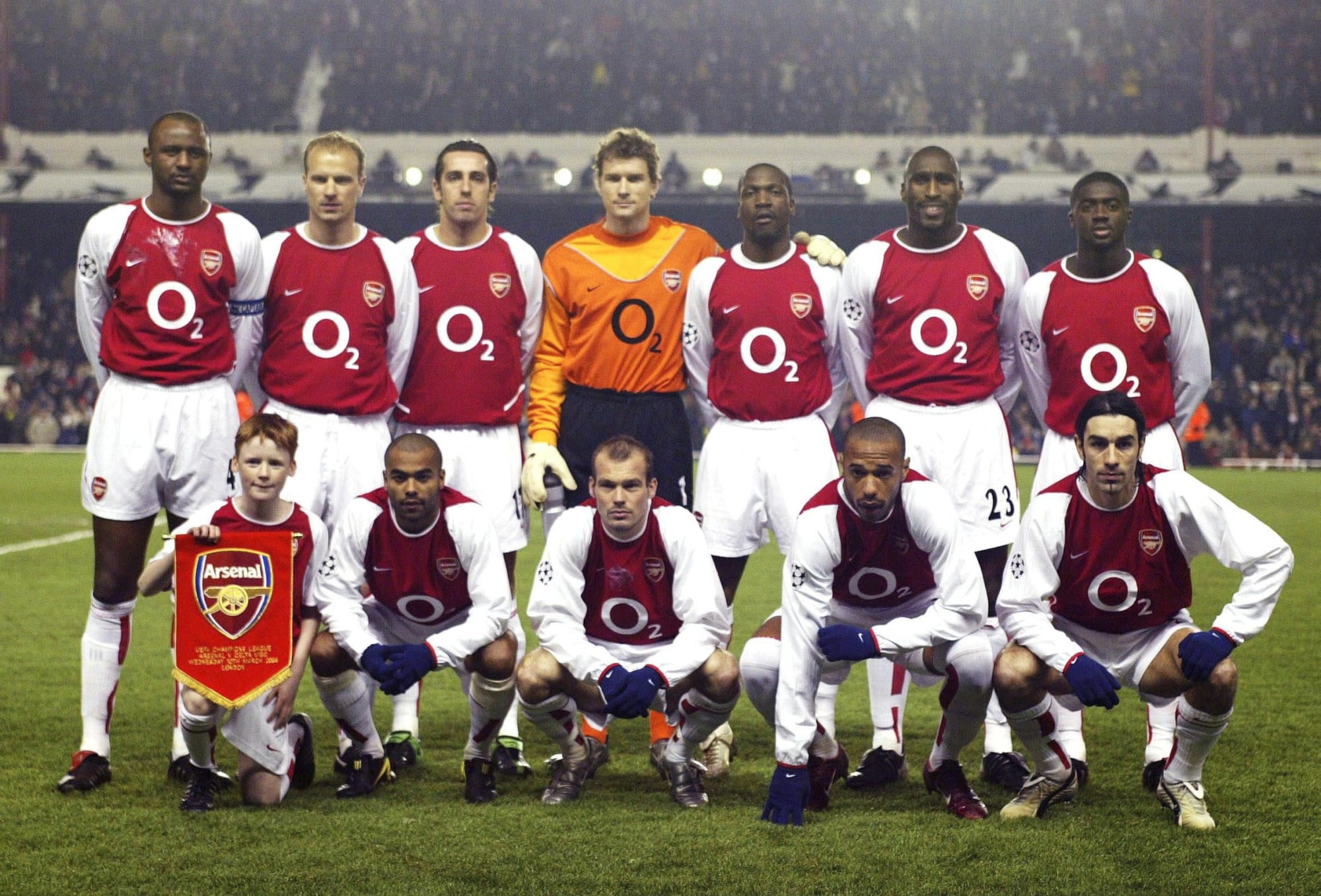 Arsenal How Many Current Players Would Get In Invincible Xi
