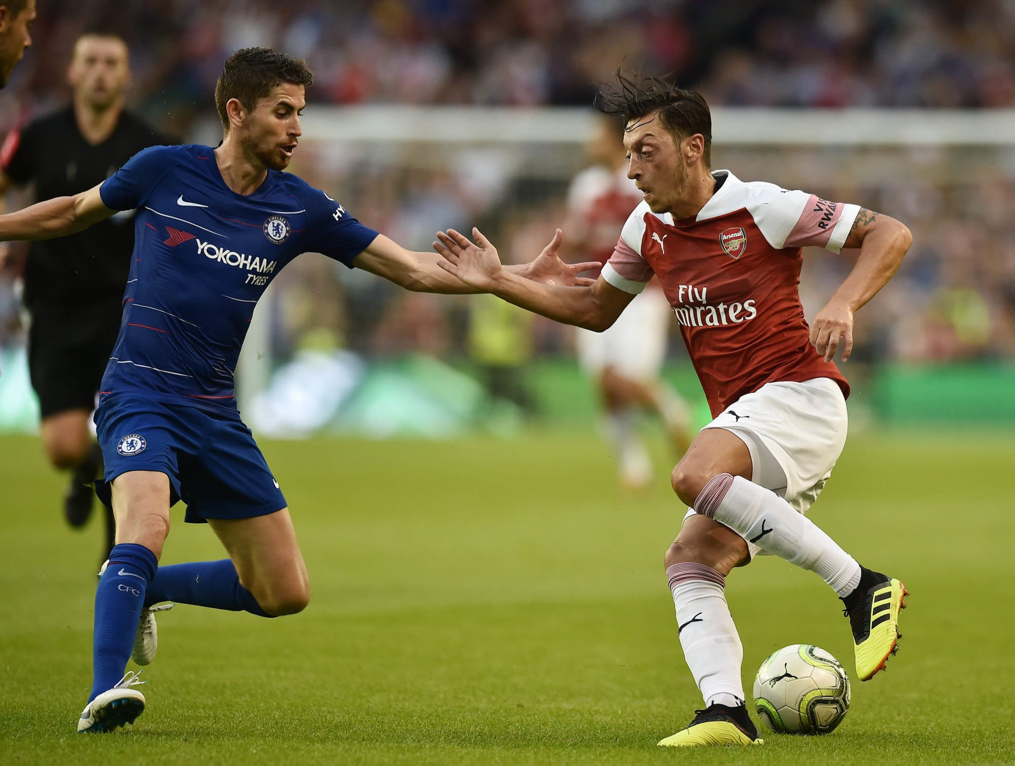 Arsenal Vs Chelsea: 3 players who impressed - Good old ...