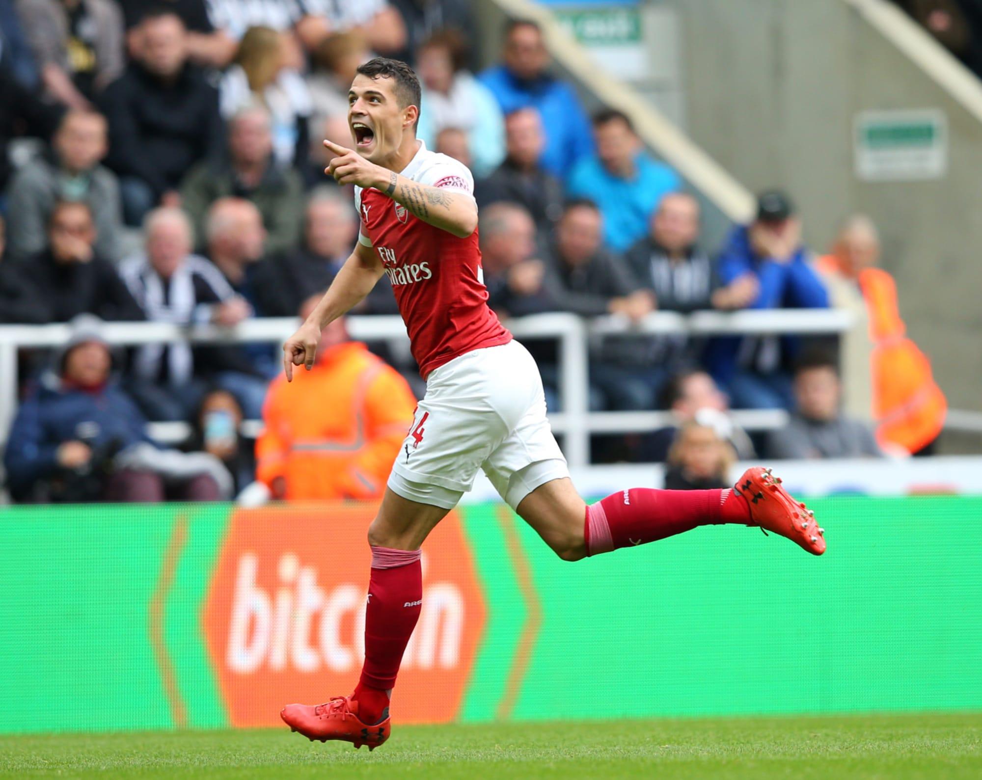 Arsenal Vs Newcastle United: Player ratings - Torreira ...