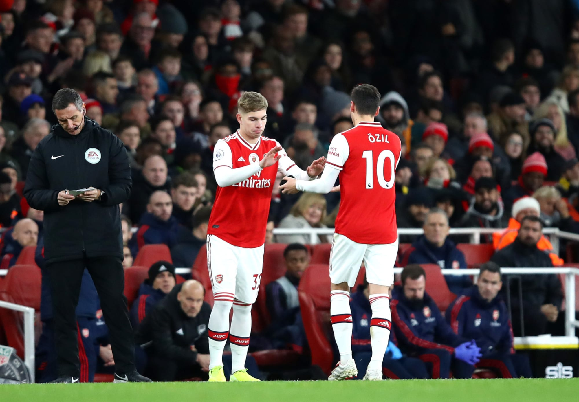 Arsenal: 3 reasons Emile Smith Rowe the only replacement needed