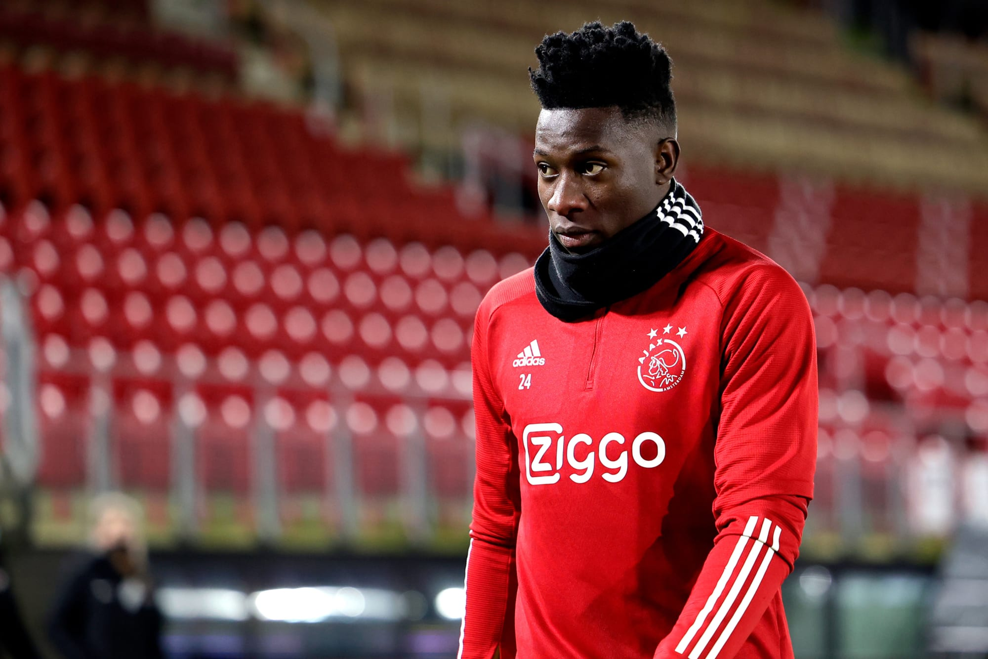 Arsenal risk Andre Onana transfer blow with rival interest