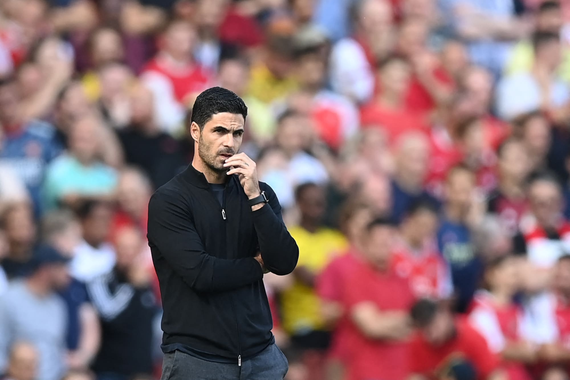 Arsenal: The one thing preventing Arteta's 4-3-3 formation change