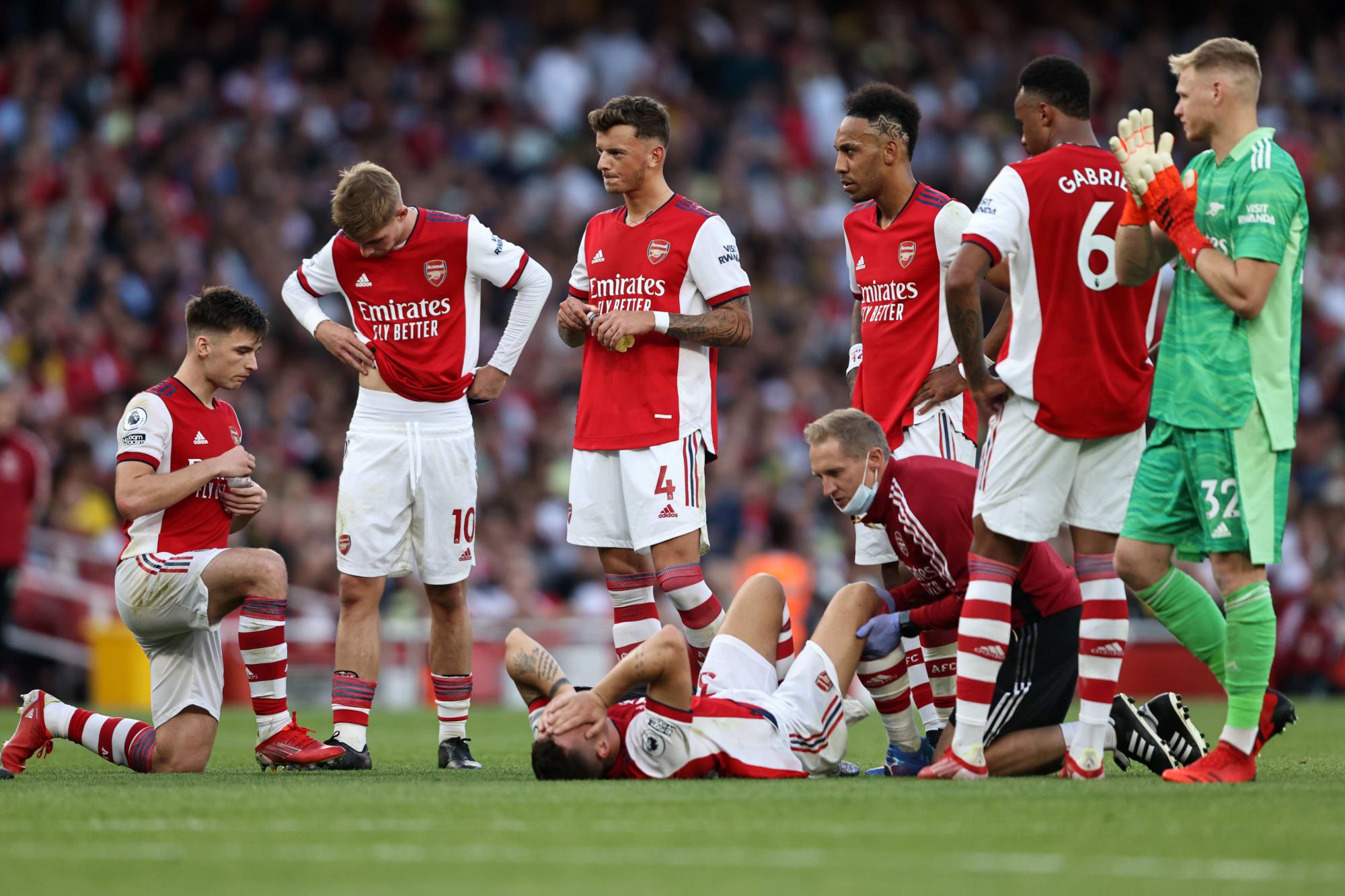 Arsenal suffer massive Xhaka injury blow