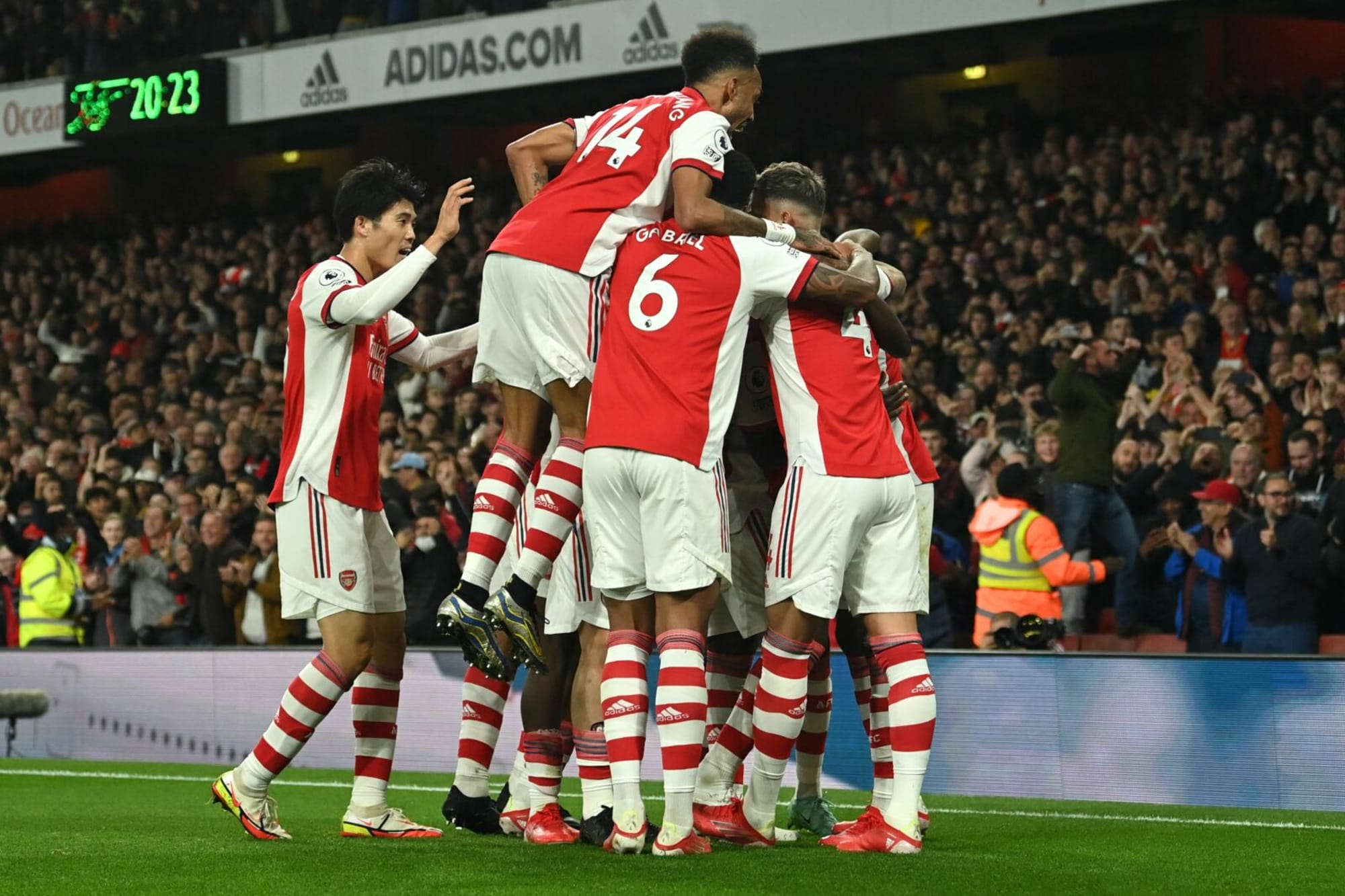 Arsenal predicted lineup vs Leeds: 4-3-3 with Martinelli?