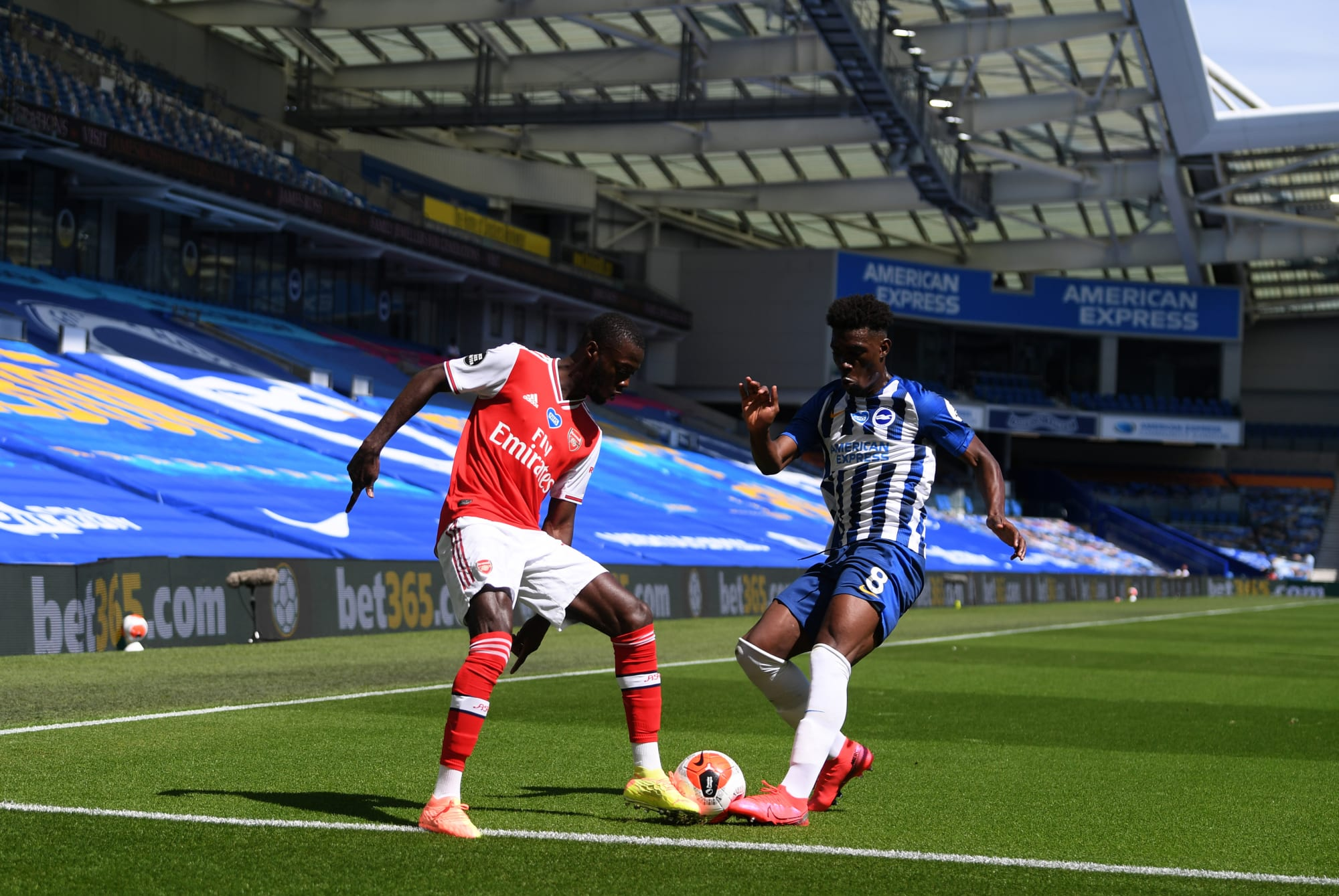 Arsenal News Today - Brighton vs Arsenal: 3 Key Player Battles at AMEX Stadium | NewsBurrow thumbnail