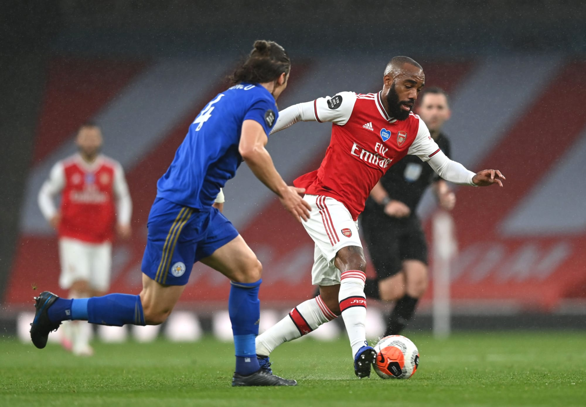 Arsenal Vs Leicester City: Why Alexandre Lacazette unlocks front three