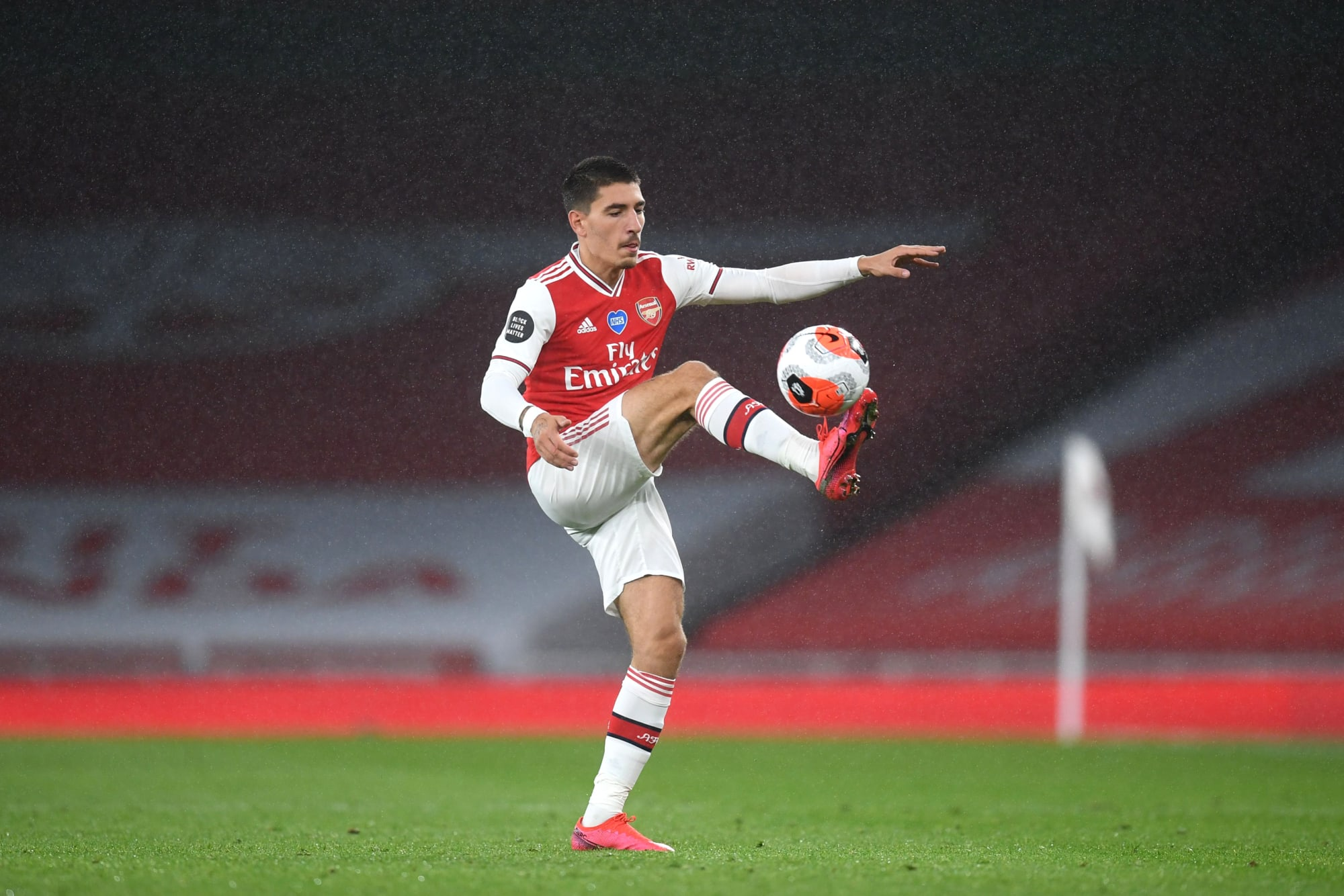It's at the point in Hector Bellerin's career when he really needs to start establishing who he is on a regular basis. He's no longer the prospe