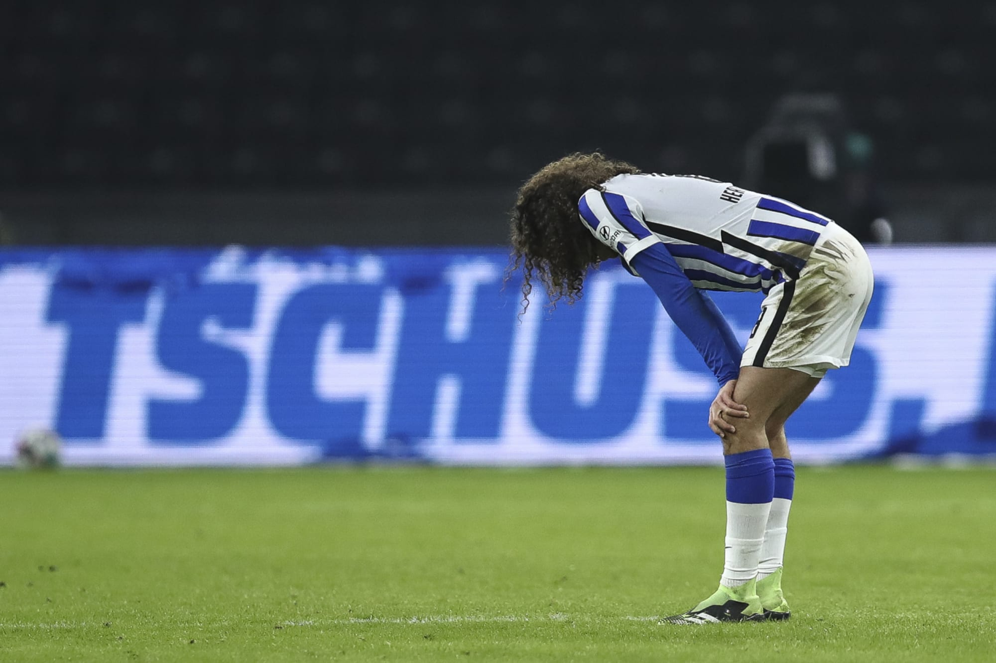Arsenal: Hertha Berlin make Matteo Guendouzi transfer decision