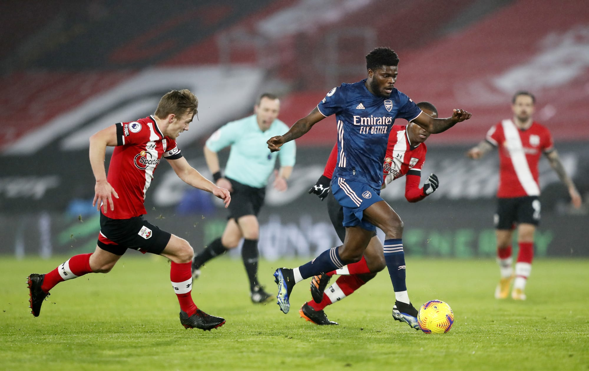Arsenal: Less is More With Thomas Partey and Emile Smith Rowe