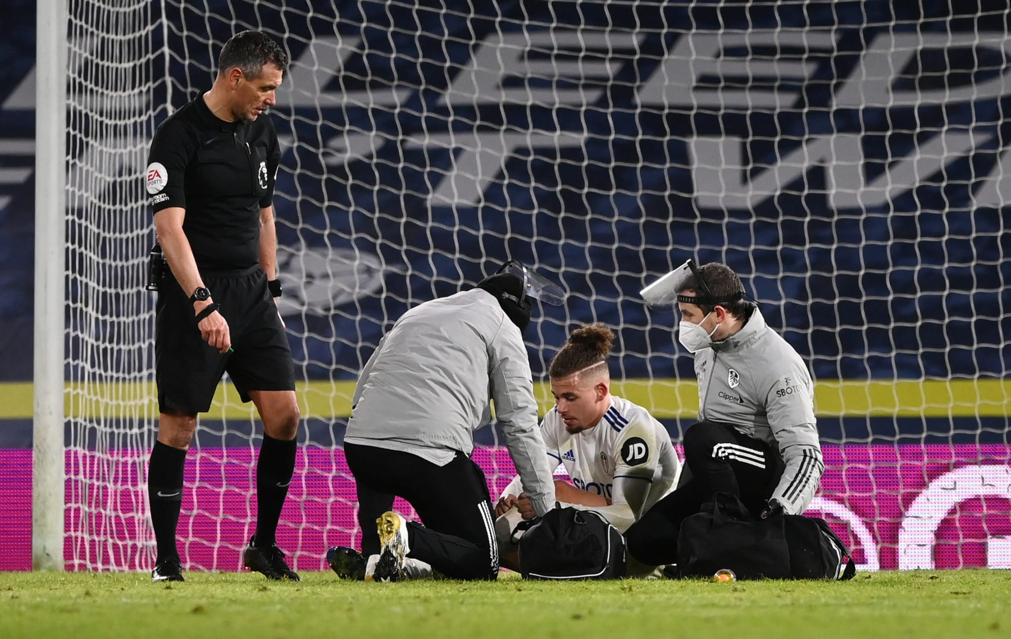 Arsenal vs Leeds: Huge injury scare for visitors ahead of Sunday - Pain In The Arsenal