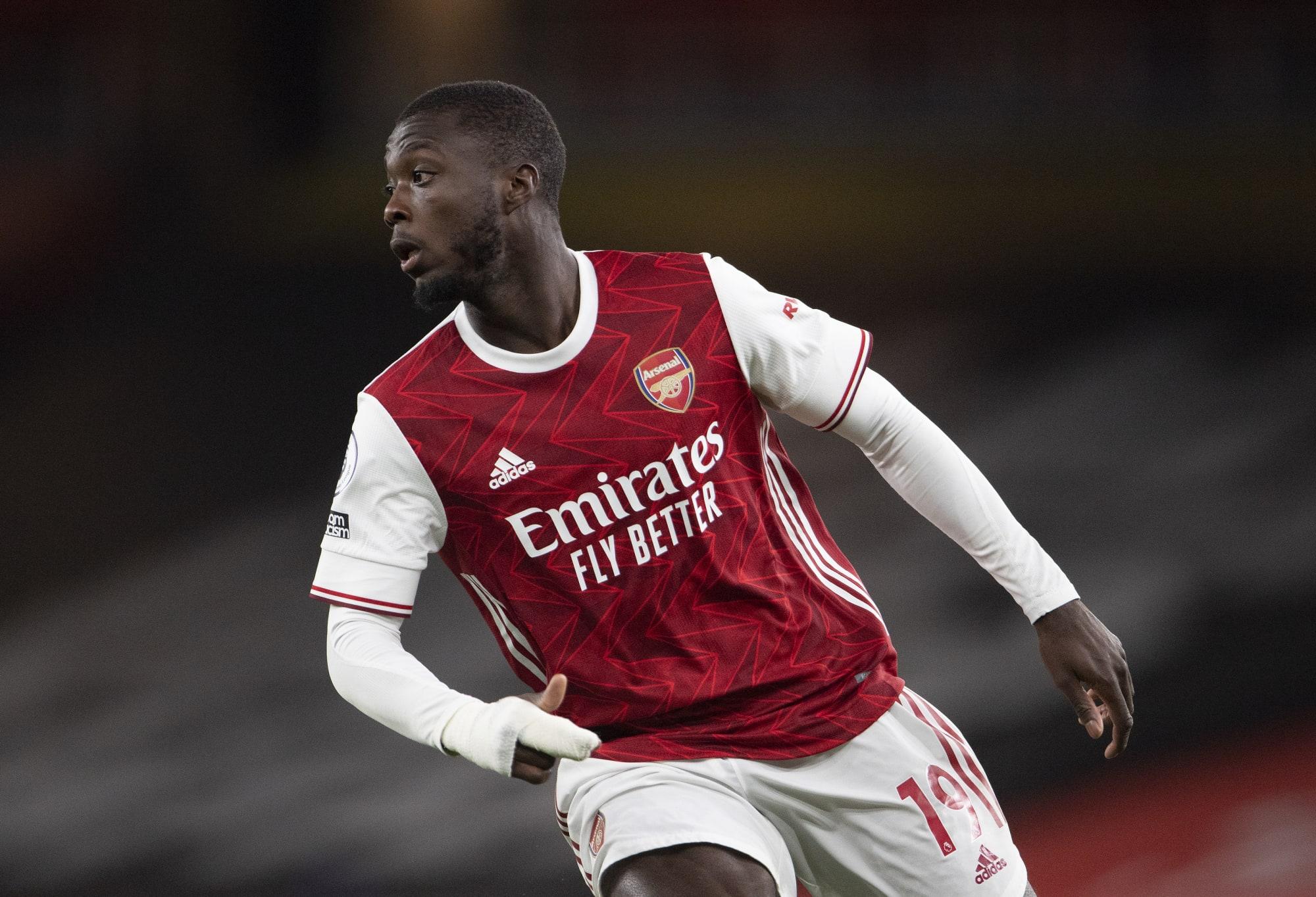 Nicolas Pepe must be part of Arsenal's long-term plan