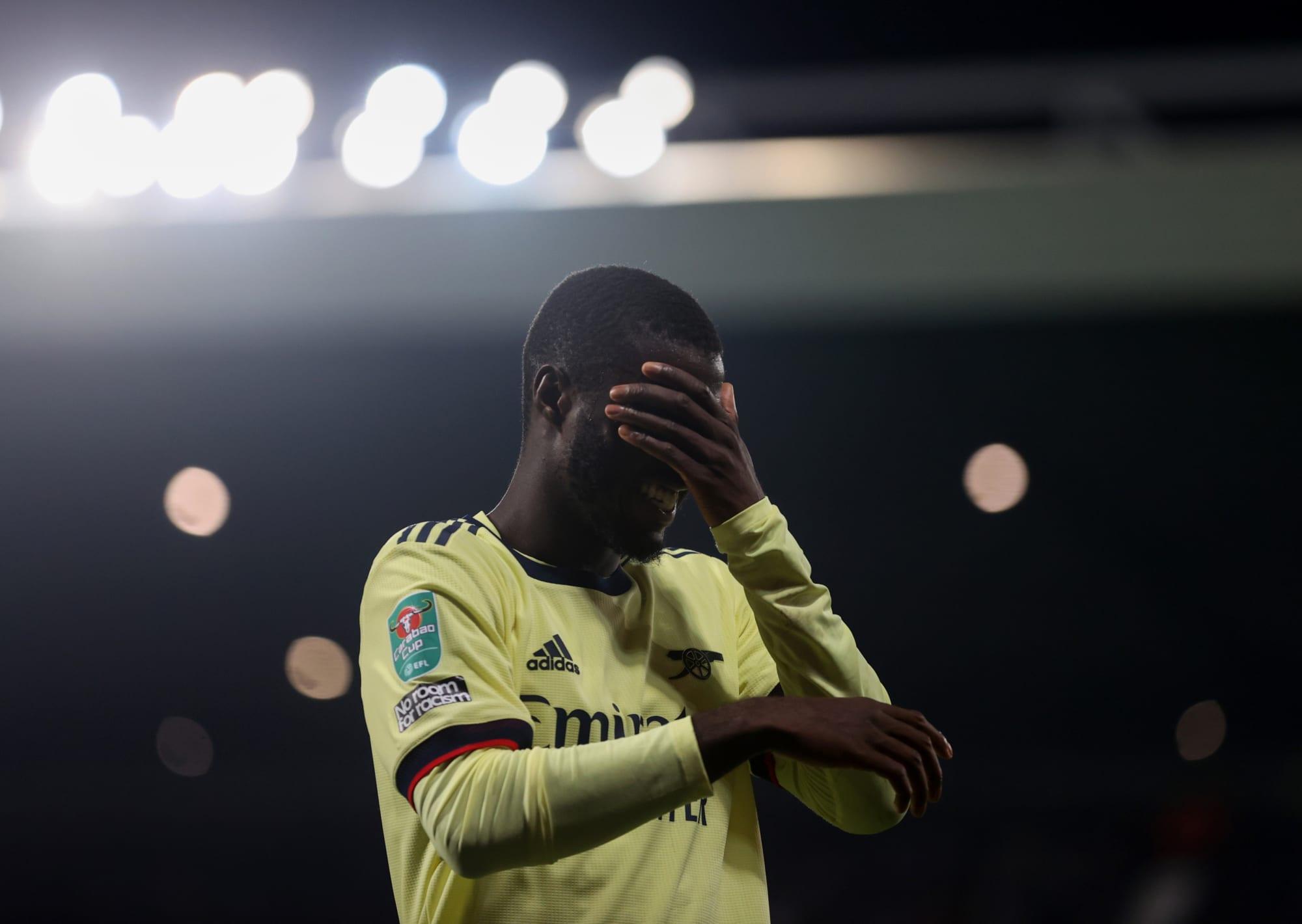 Arsenal: Is Nicolas Pepe the new Granit Xhaka?
