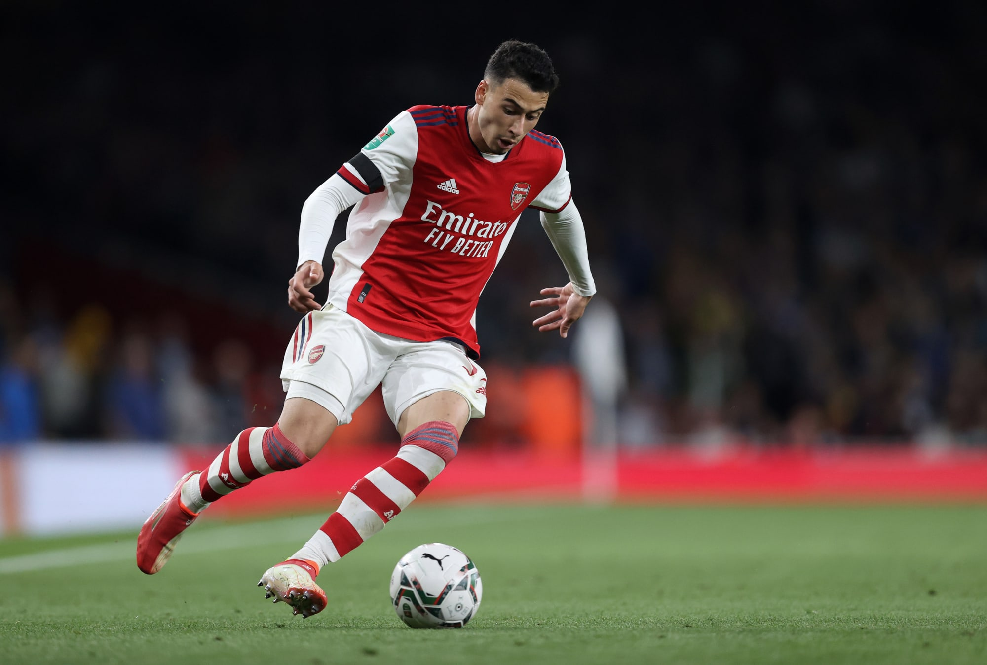 How Gabriel Martinelli could be the key for Arsenal vs Aston Villa