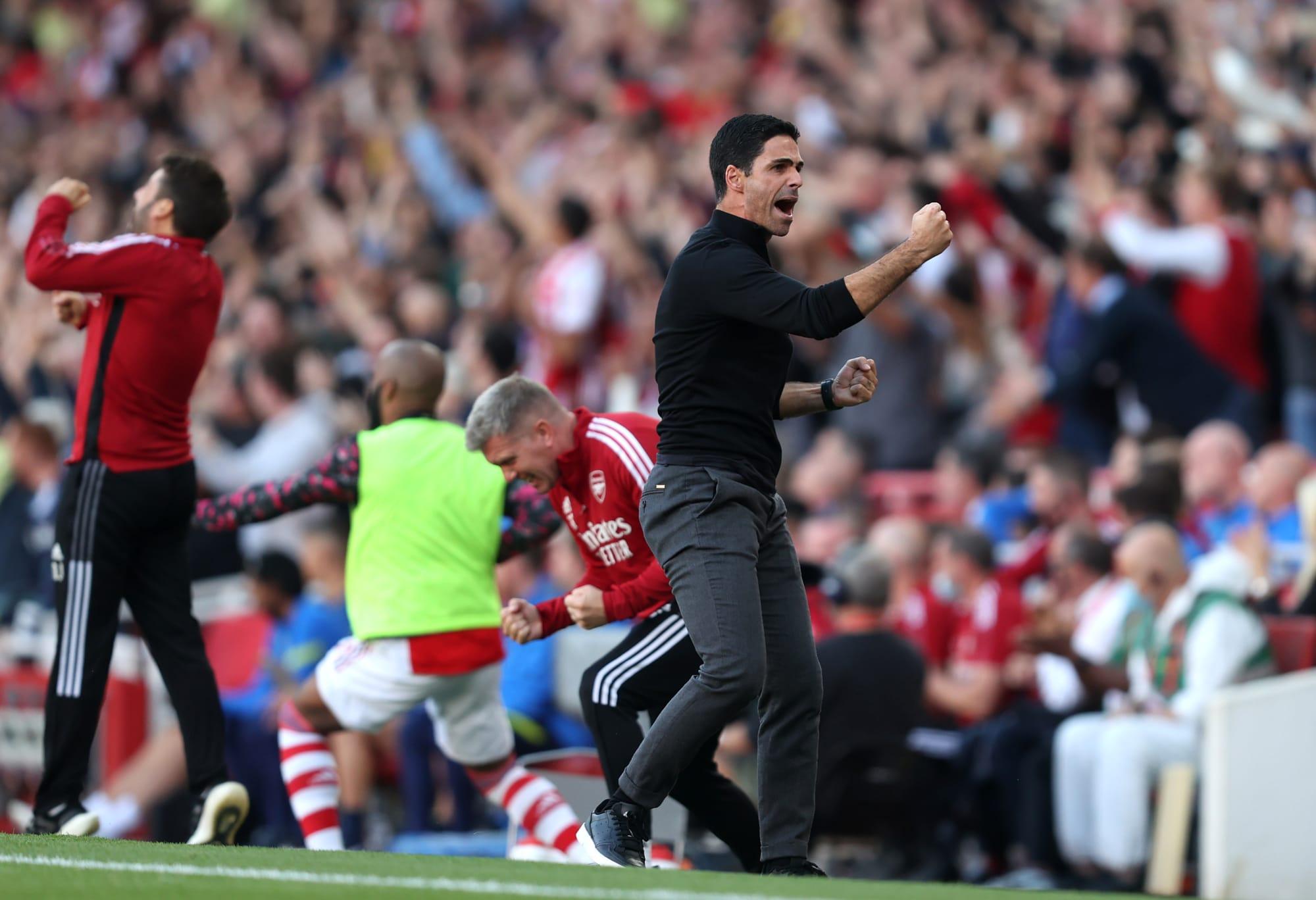 This is a huge week for Arteta's Arsenal Football Club