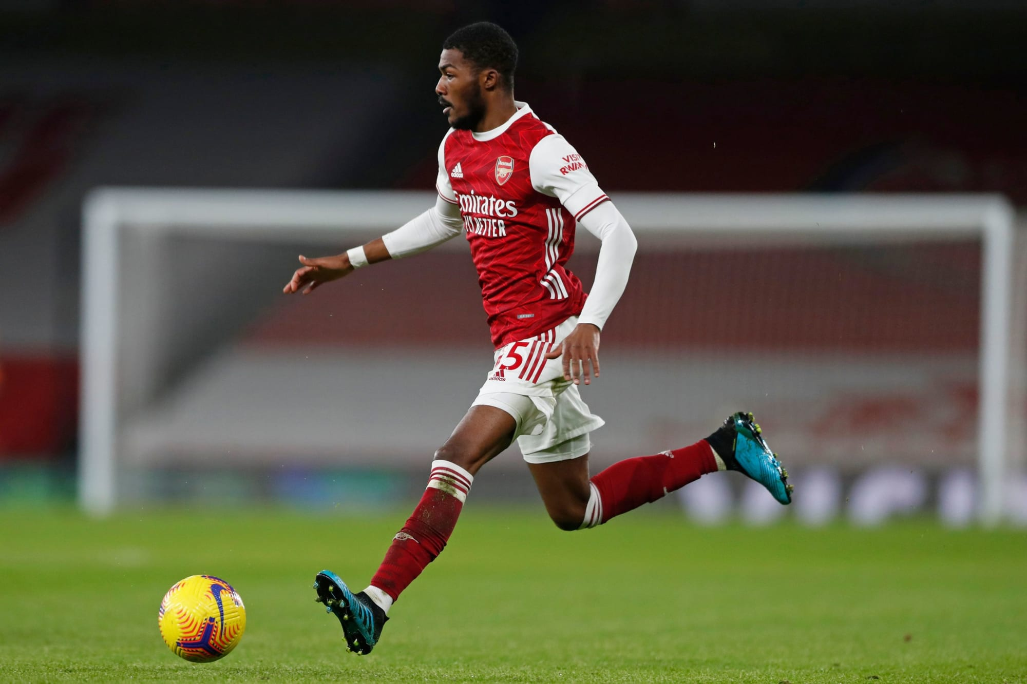 Arsenal See Ainsley Maitland-Niles Struggle In Makeshift Role