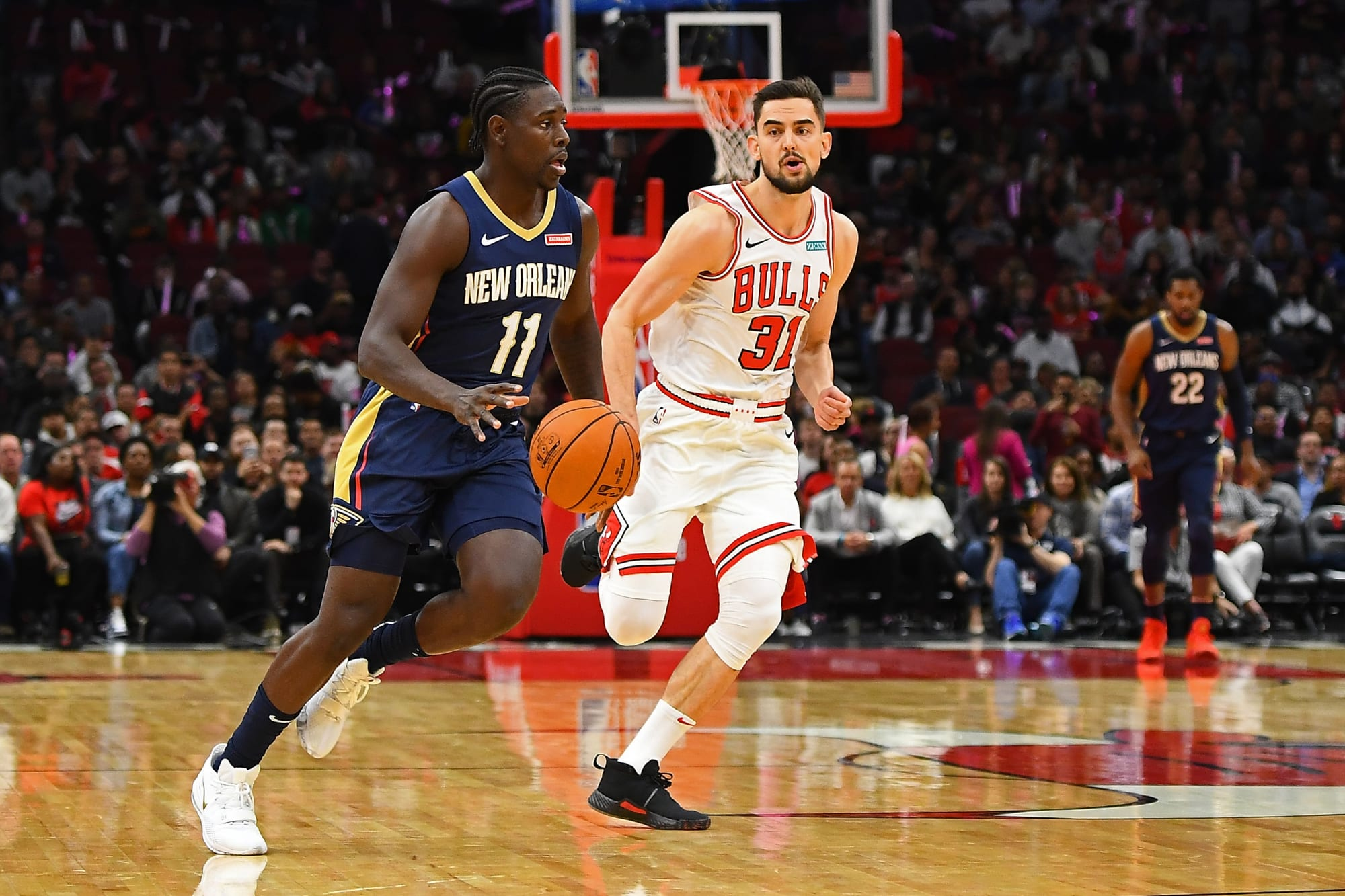New Orleans Pelicans: Trading Jrue Holiday to Chicago Bulls makes sense
