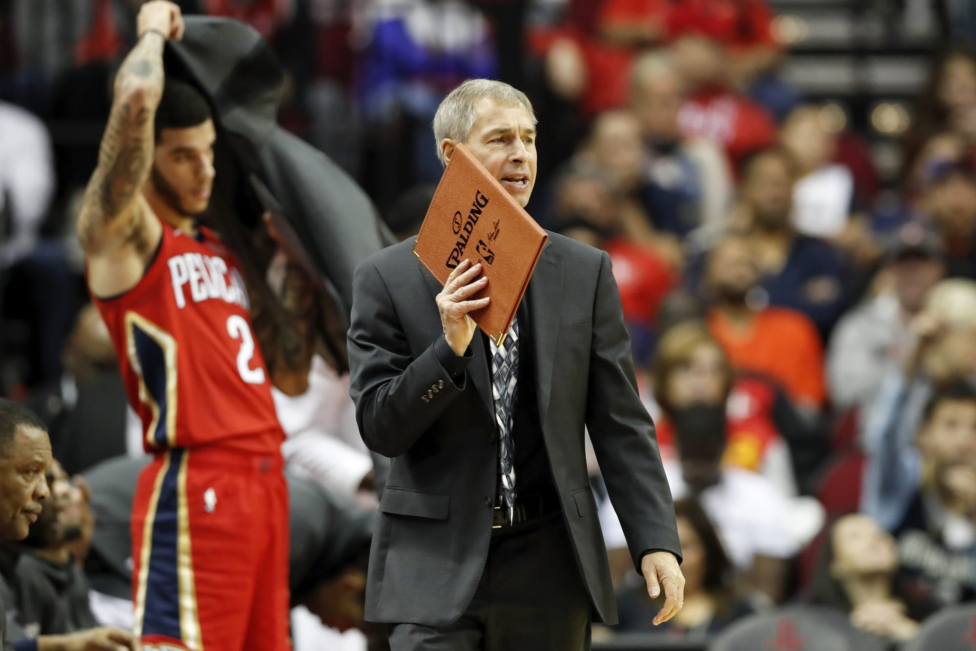 The New Orleans Pelicans Will Be Missing Key Assistant Coach in Orlando