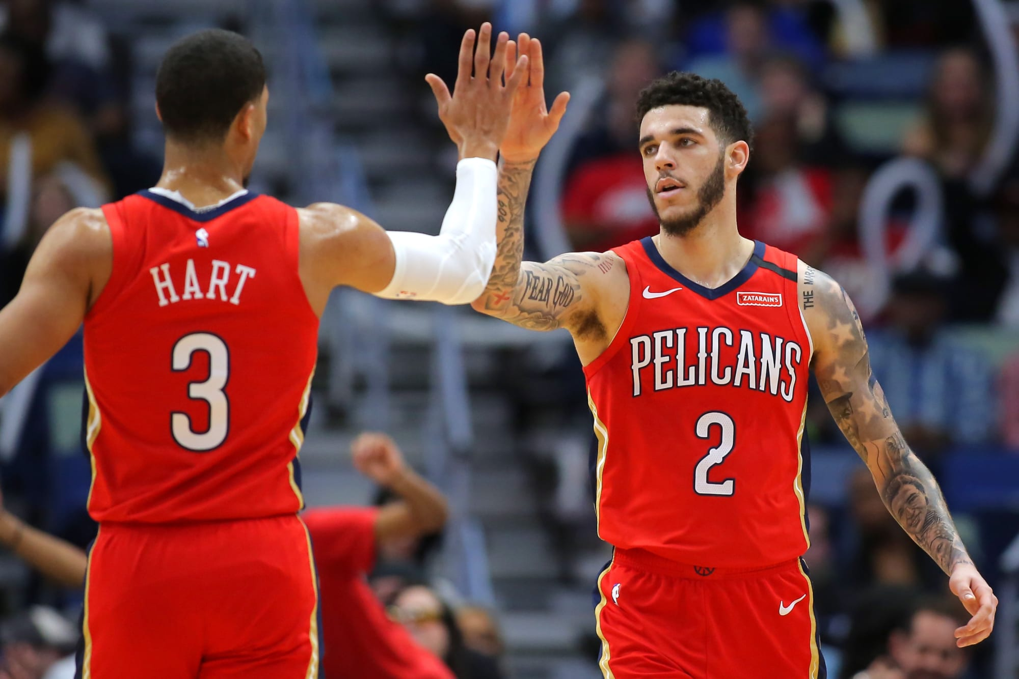 New Orleans Pelicans: Chances of each Pels' free agent returning
