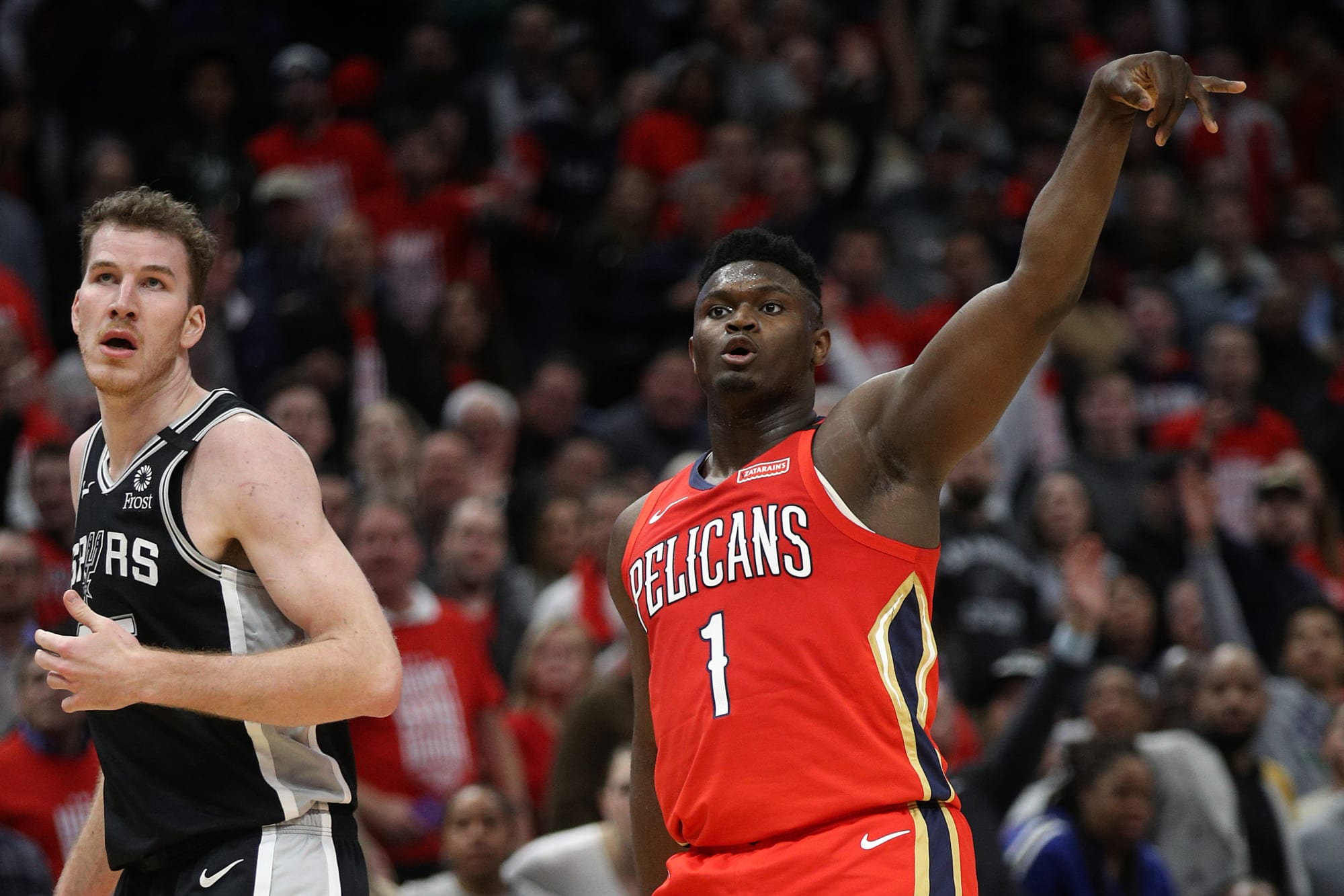 New Orleans Pelicans: Debut of Zion Williamson, Face of the Franchise