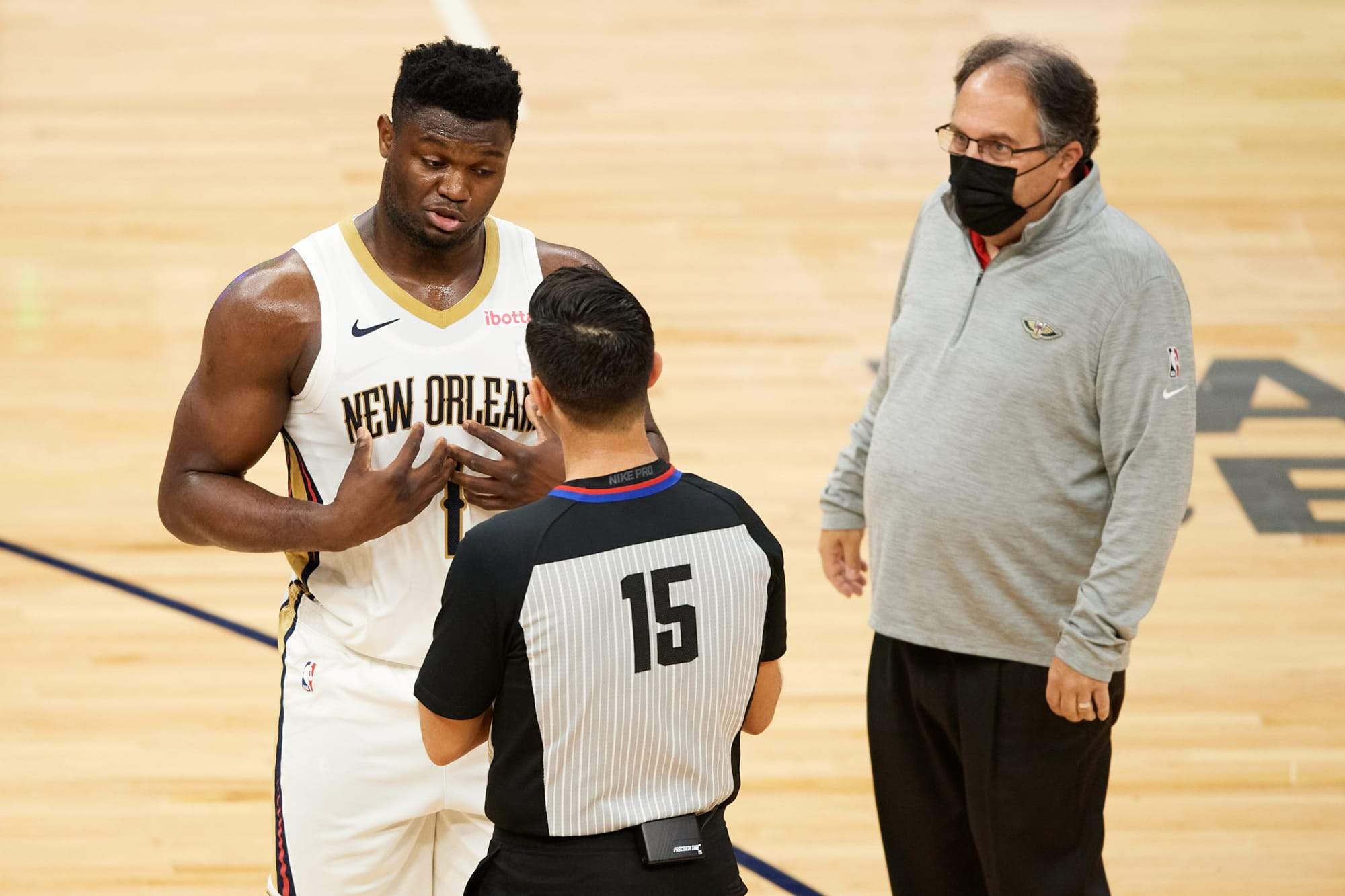 New Orleans Pelicans: Do the players actually believe in Stan Van Gundy?