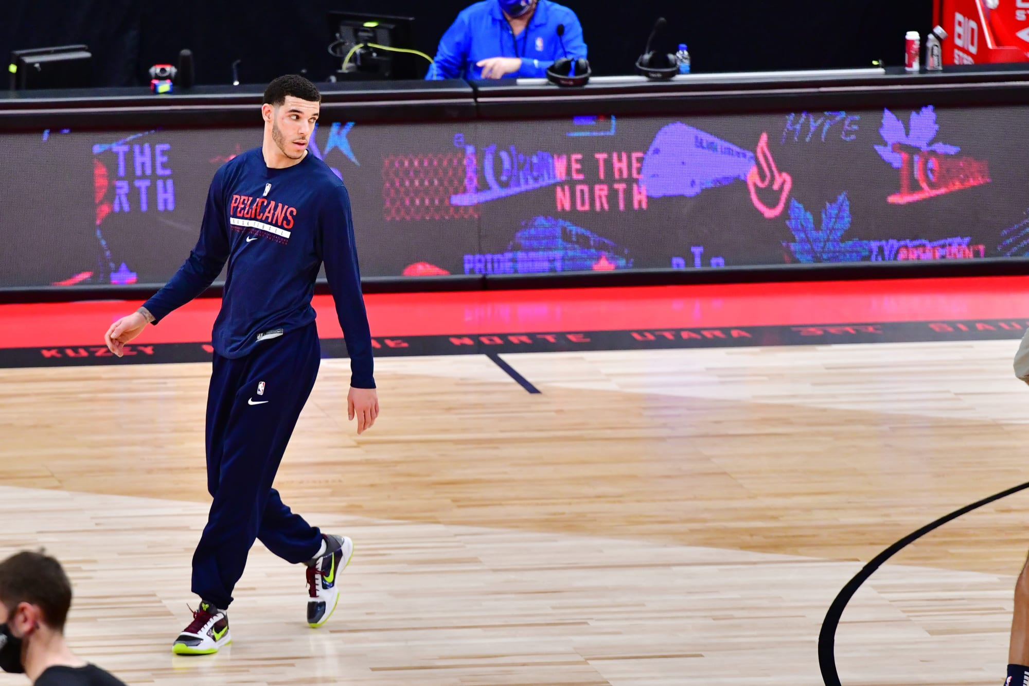 New Orleans Pelicans: Why Lonzo Ball's injury was a blessing in disguise