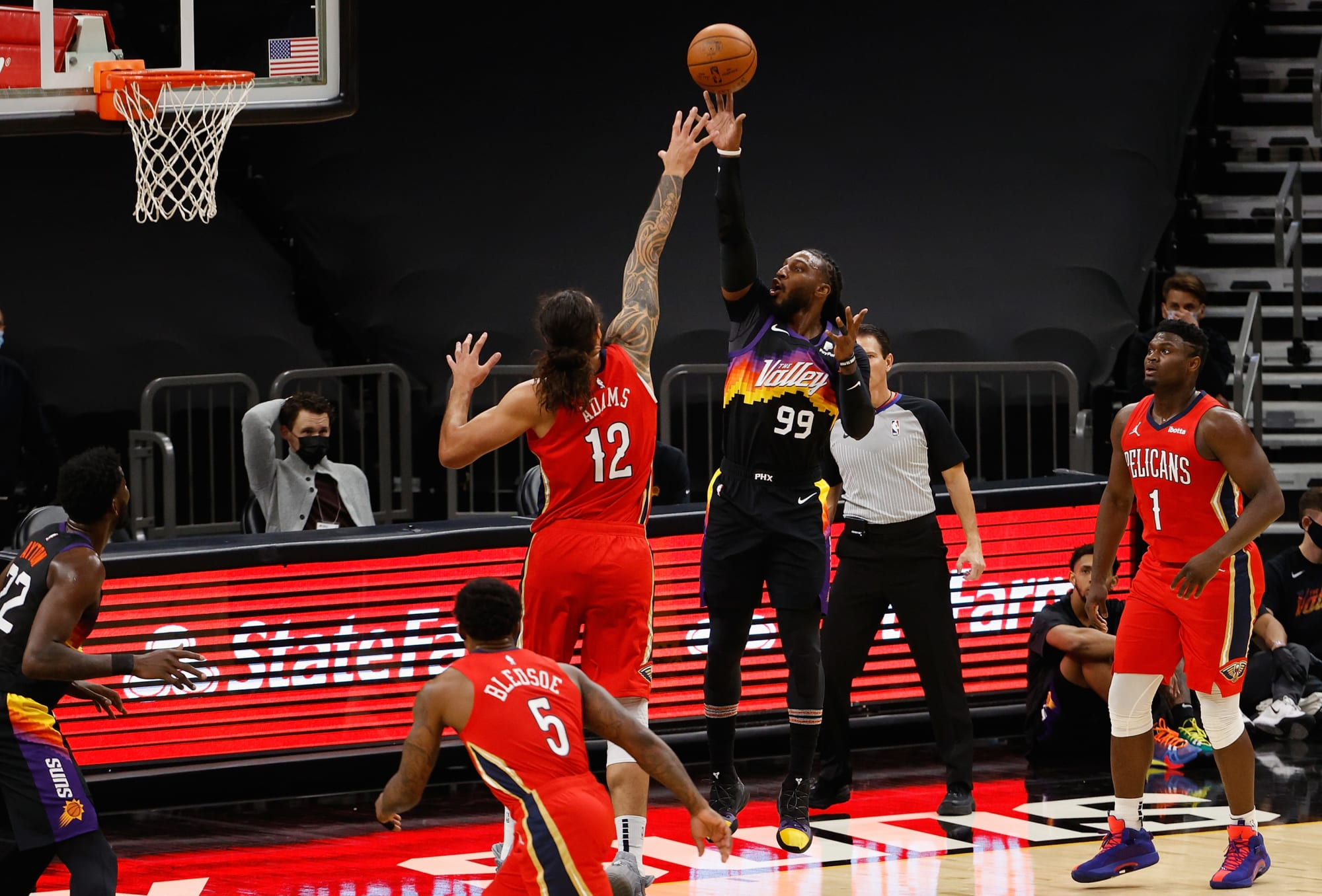 Pelicans: Pels need to trade for Jae Crowder and Taurean Prince