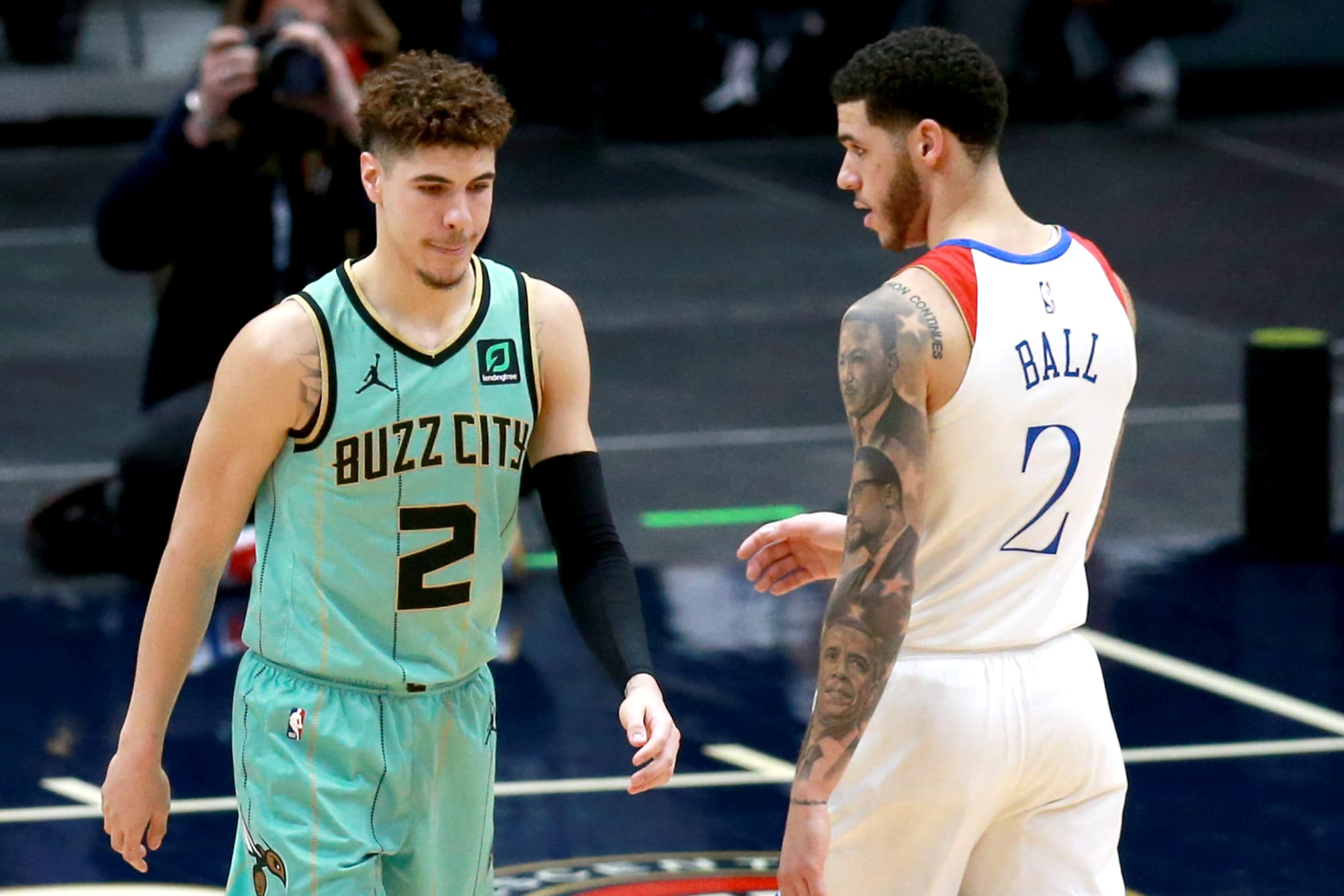 New Orleans Pelicans: LaMelo and Lonzo Ball round two