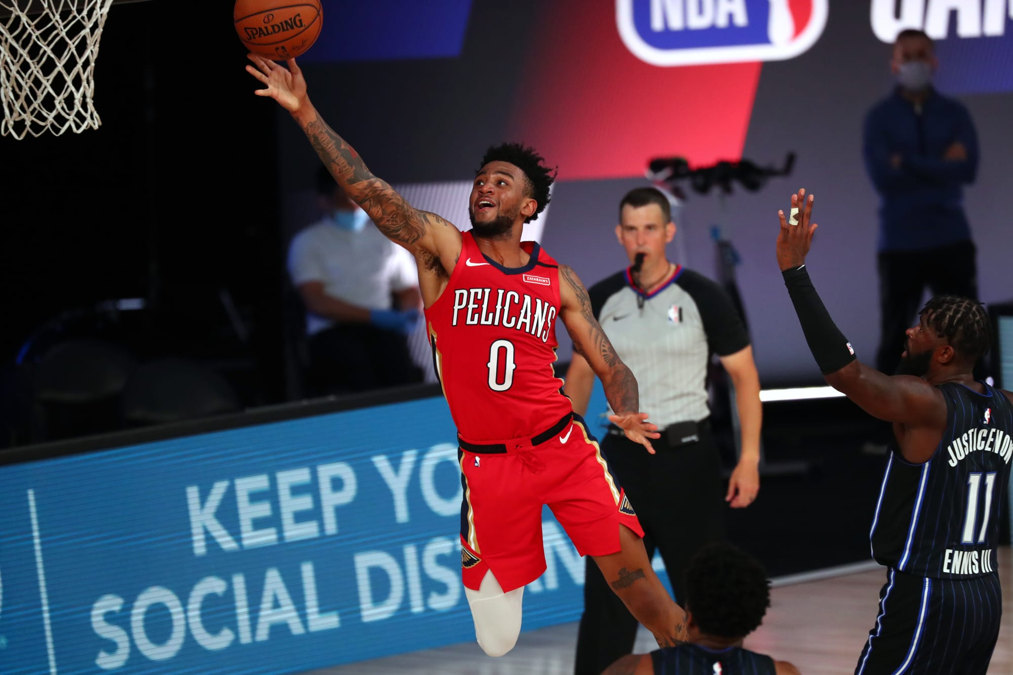 New Orleans Pelicans: Nickeil Alexander-Walker is crucial for 2021 success