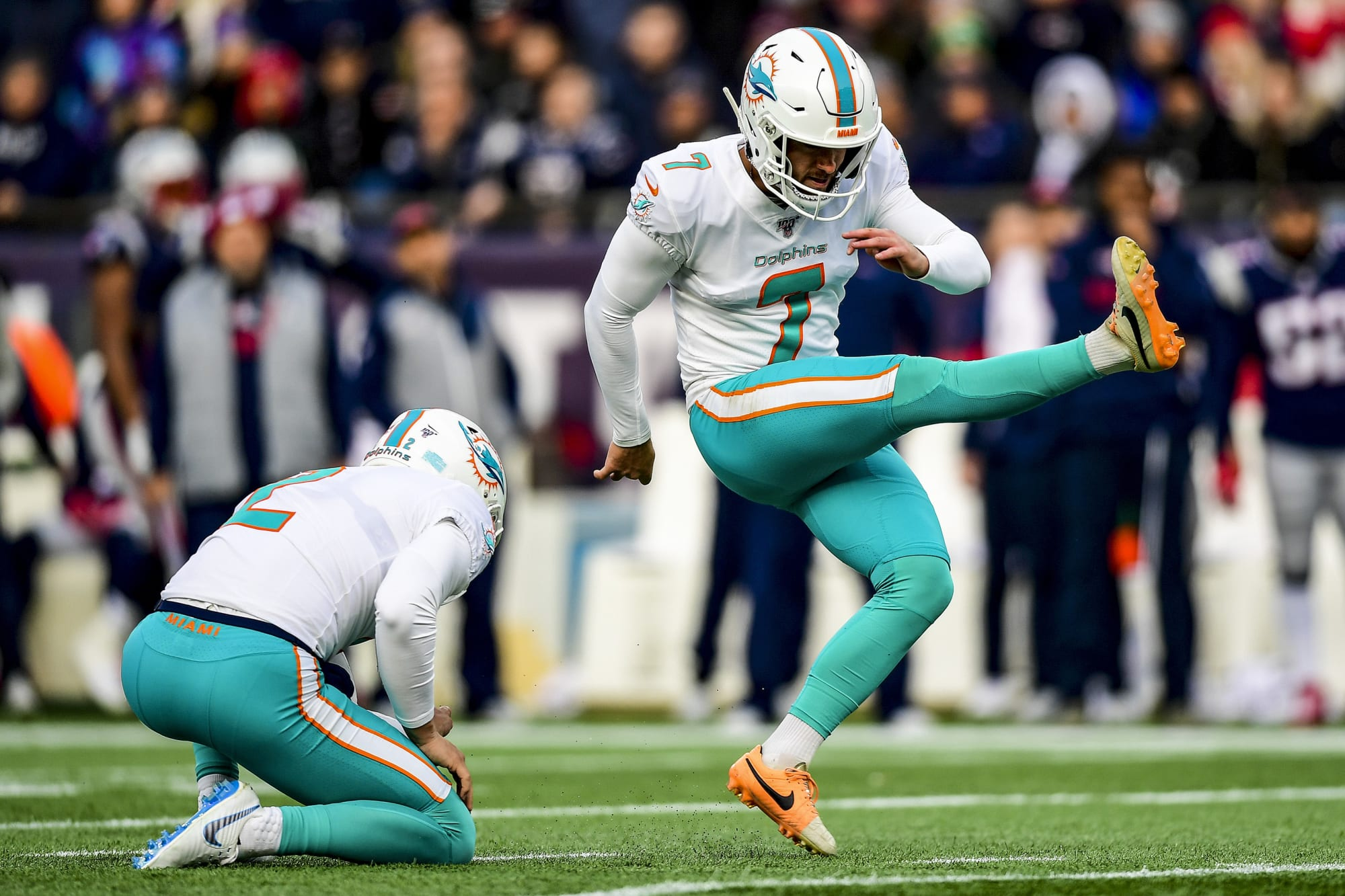 Miami Dolphins 2020 player preview: Jason Sanders
