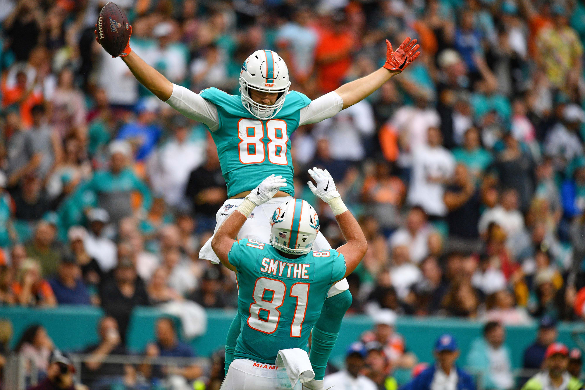 Will there be more mentors for this younger Miami Dolphins team?